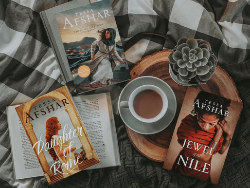 Jewel of the Nile by Tessa Afshar (Book Review)