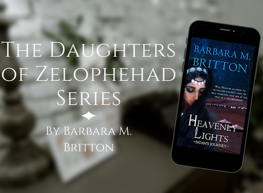 Heavenly Lights: Noah's Journey by Barbara M. Britton (Book Review)