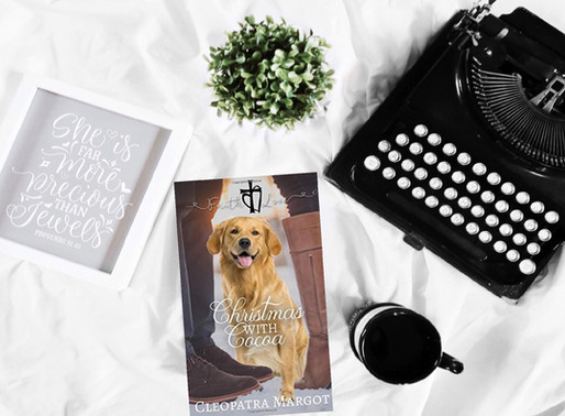 Review: Christmas with Cocoa by Cleopatra Margot