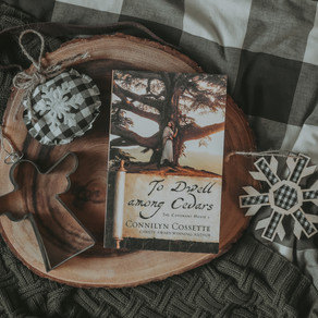 To Dwell Among Cedars by Connilyn Cossette (Book Review)