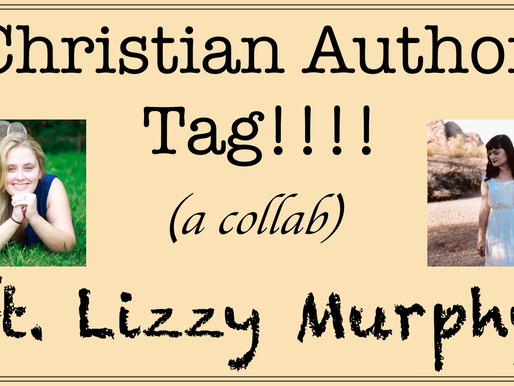 Christian Author Tag || Questions