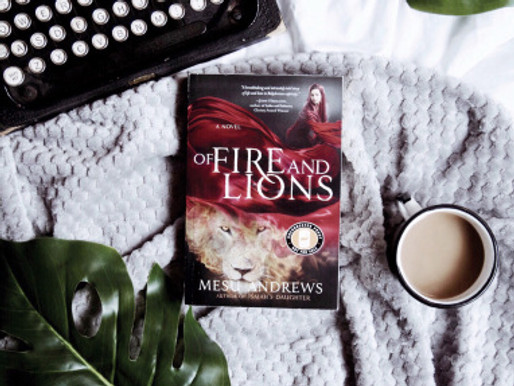 Review: Of Fire and Lions by Mesu Andrews