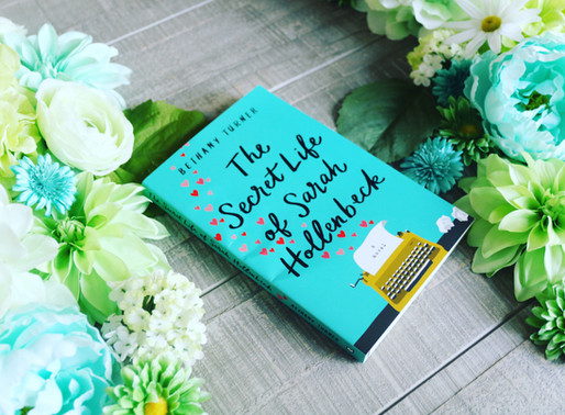 Review: The Secret Life of Sarah Hollenbeck by Bethany Turner