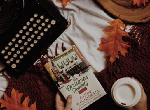 The Christmas Remedy by Cindy & Erin Woodsmall || Review