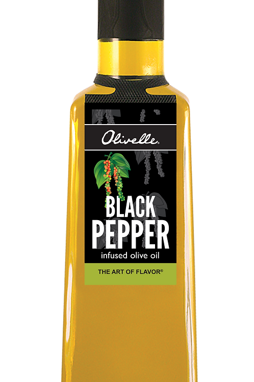 Black Pepper Olive Oil