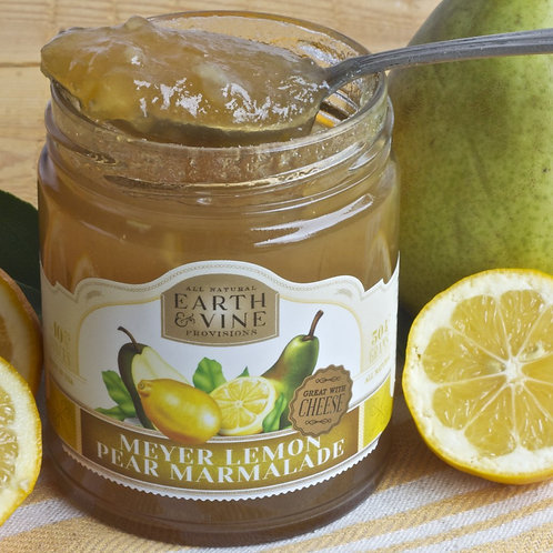 Meyer Lemon Pear Marmalade