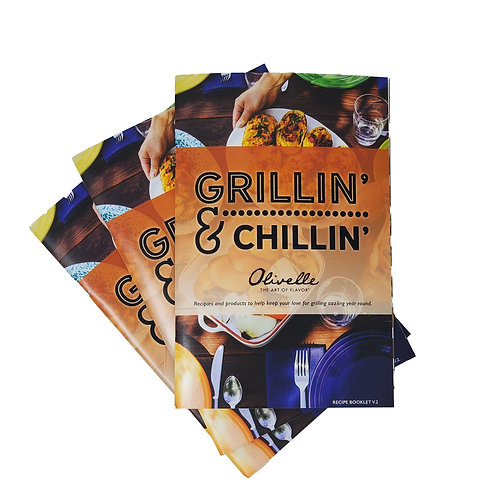 Grillin & Chillin Cookbook
