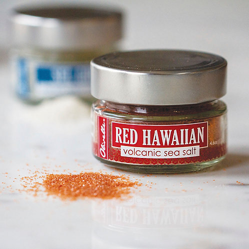 Red Hawaiian Sea Salt