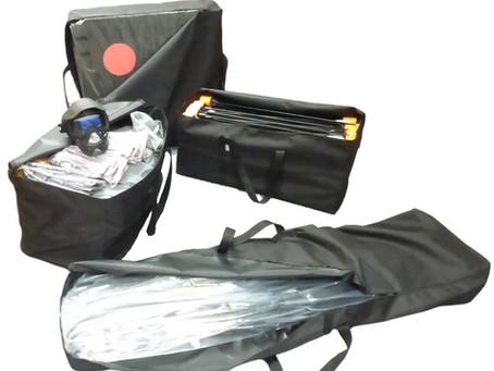 New Custom Made Equipment Bags