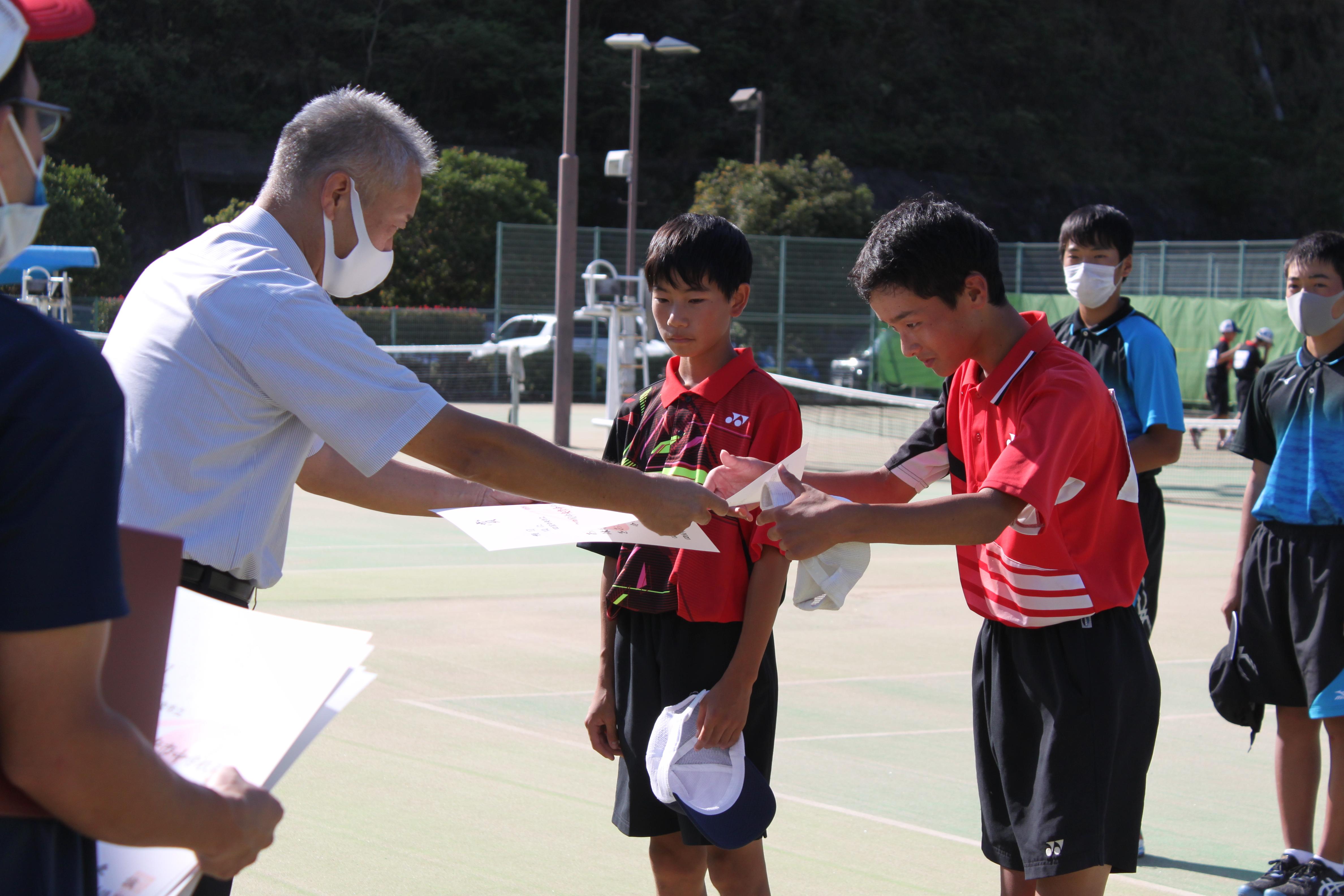 ソフトテニス (673)