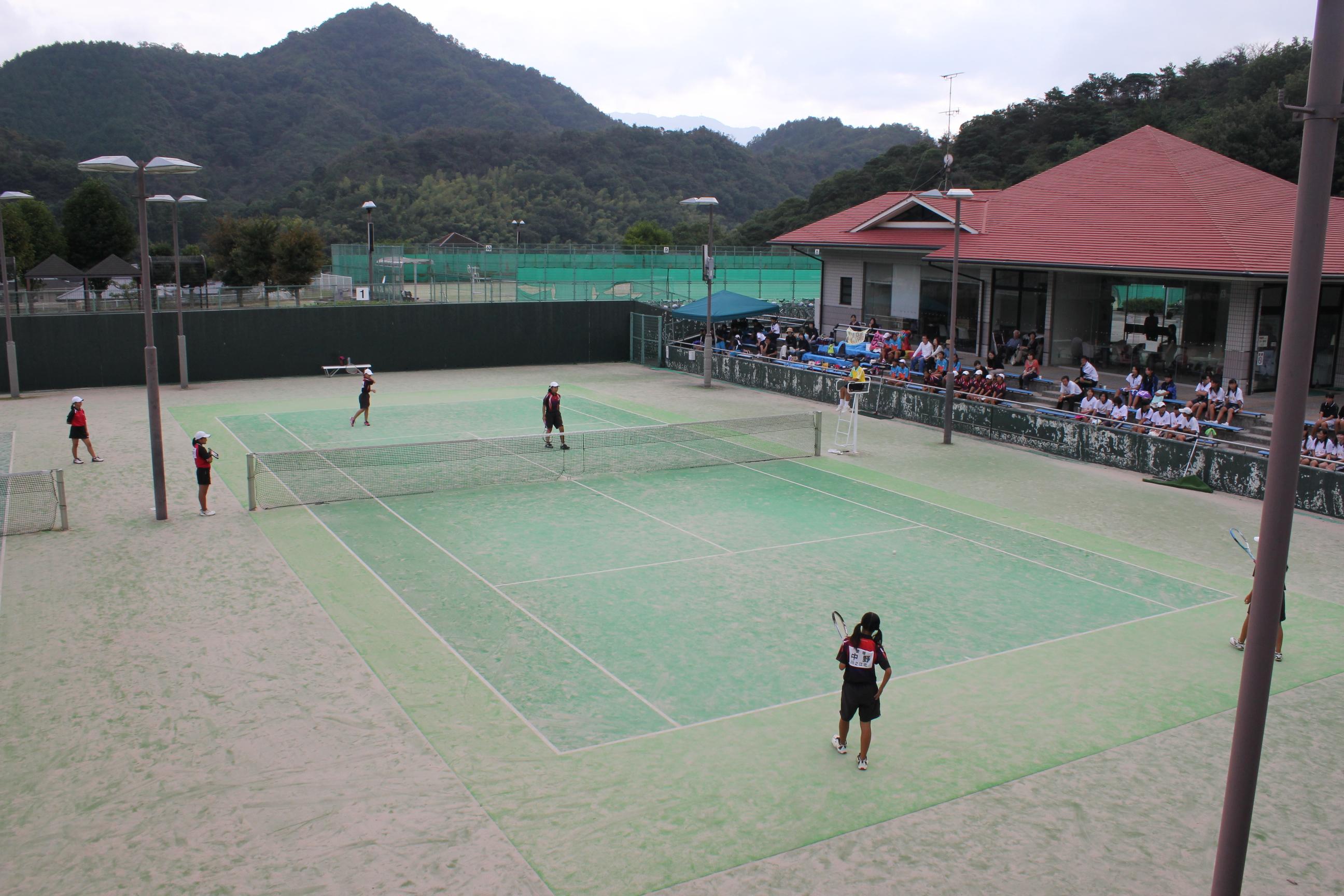 ソフトテニス (3)