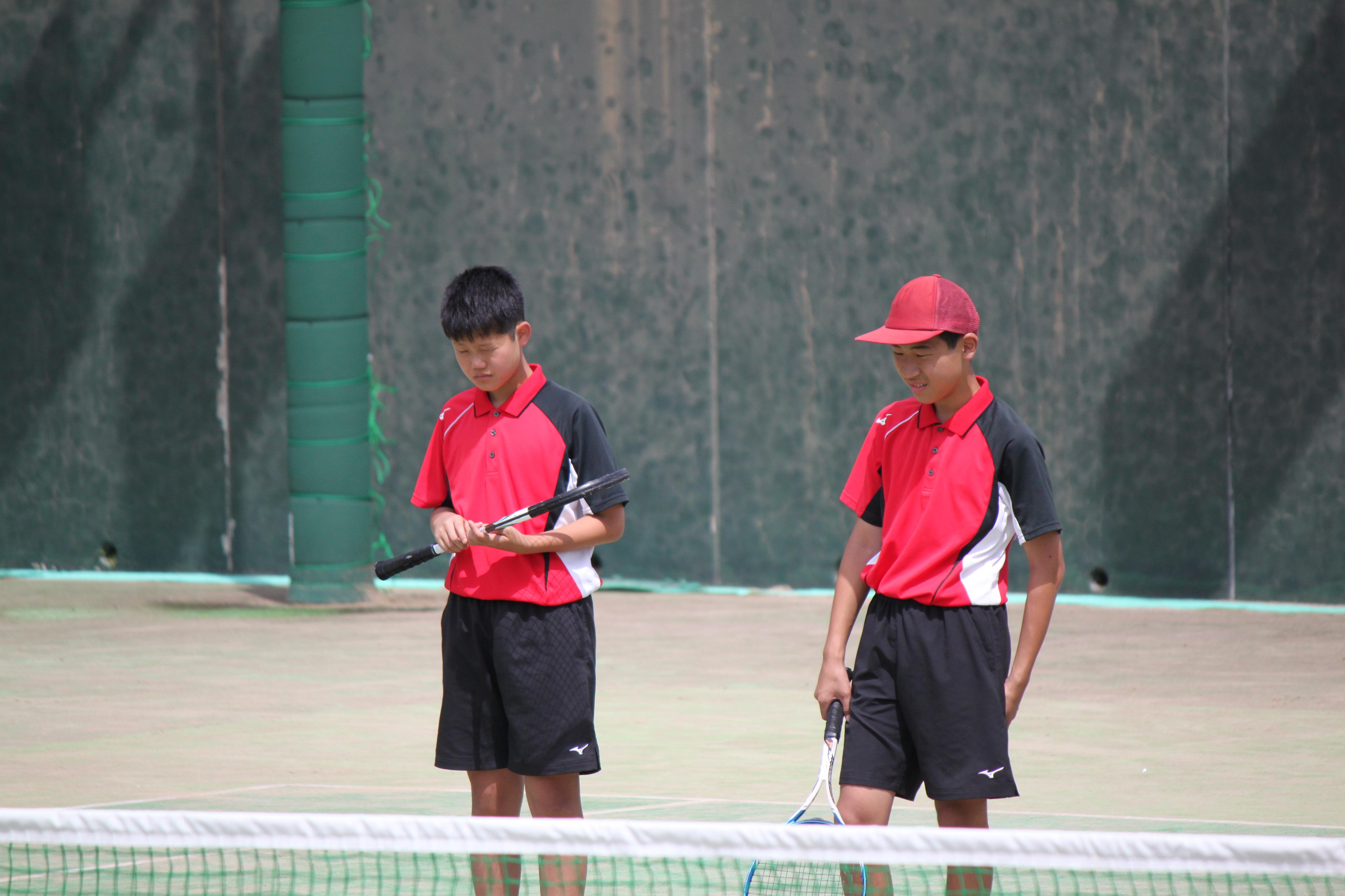 ソフトテニス (276)