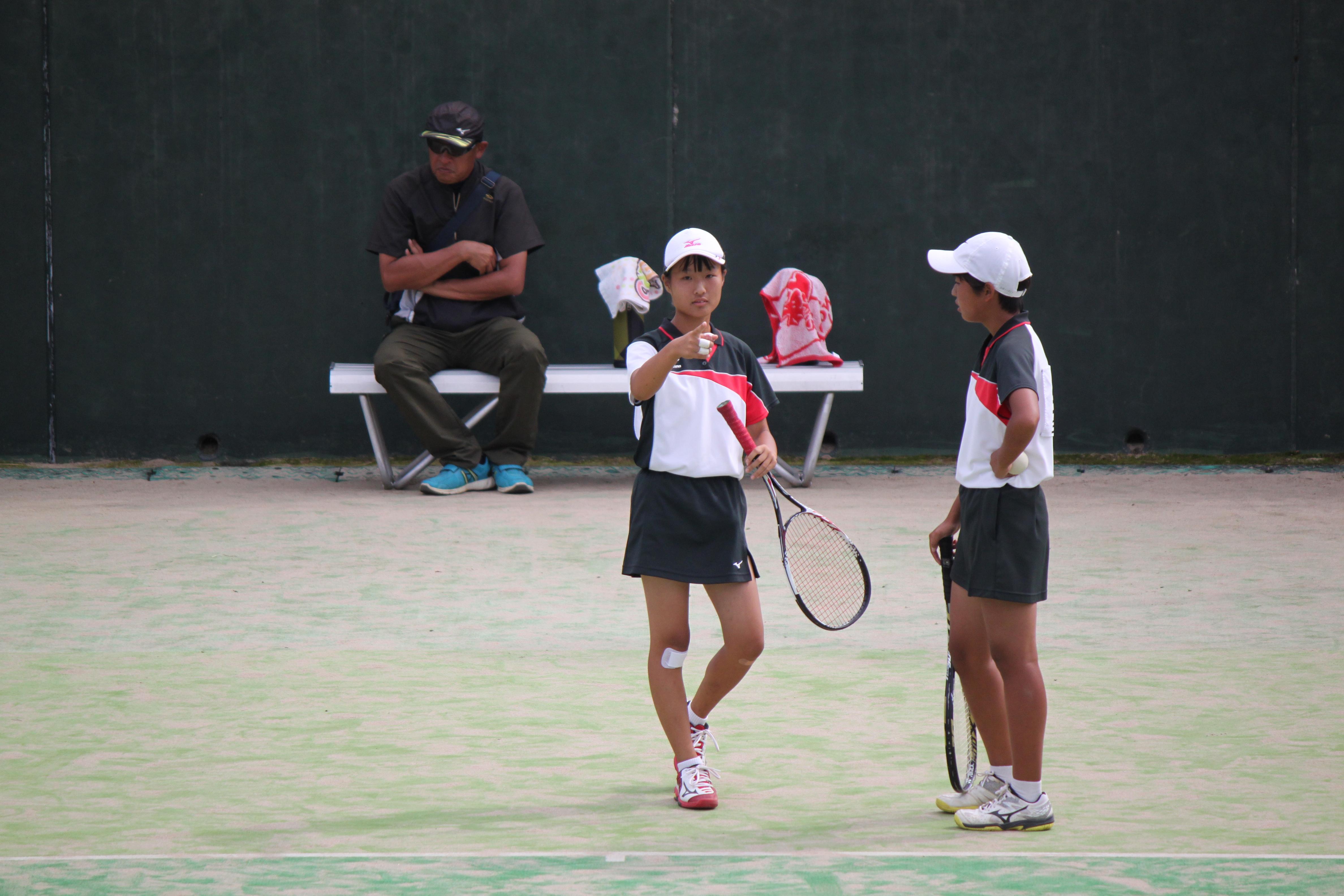 ソフトテニス(162)
