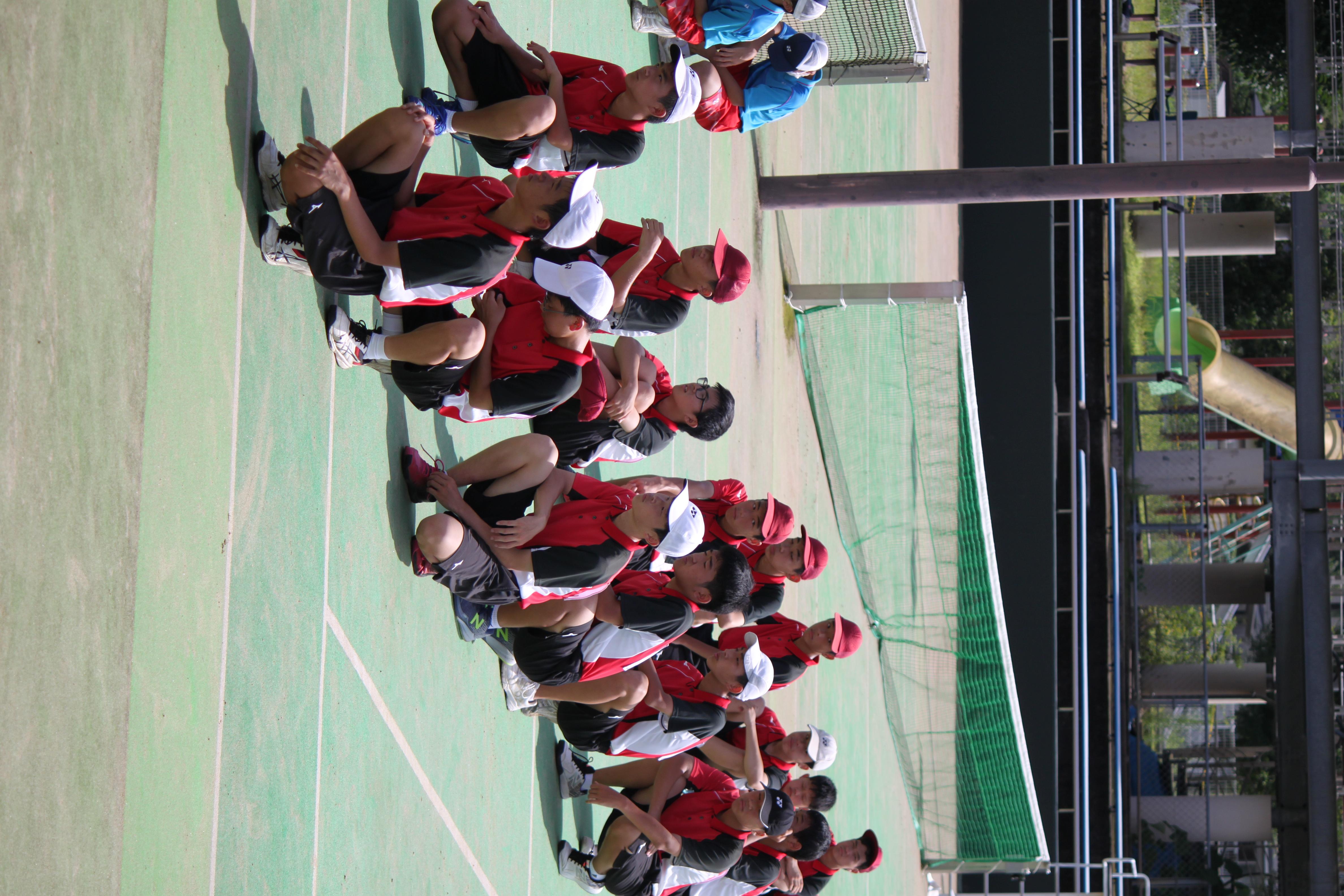 ソフトテニス (185)