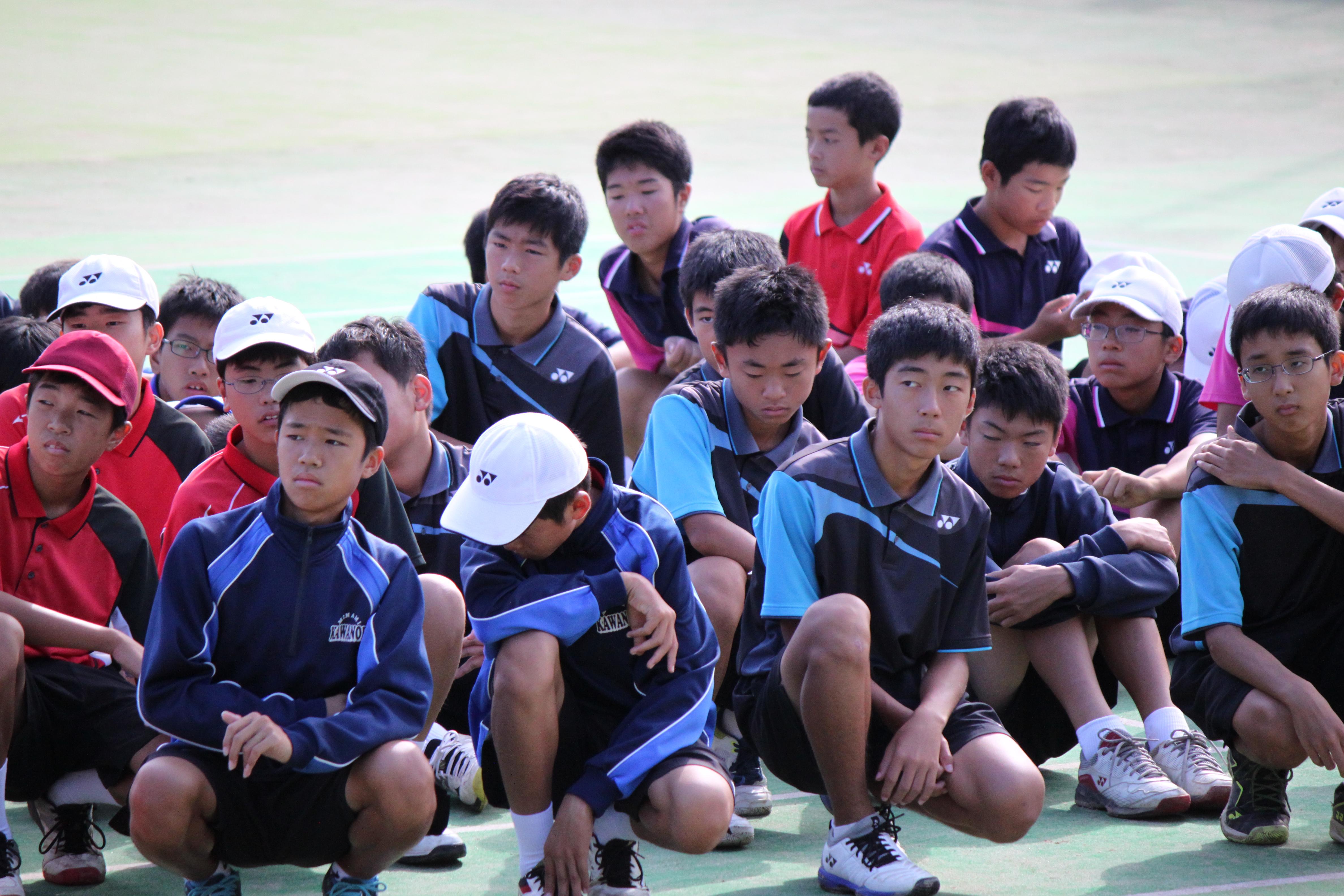 ソフトテニス(462)