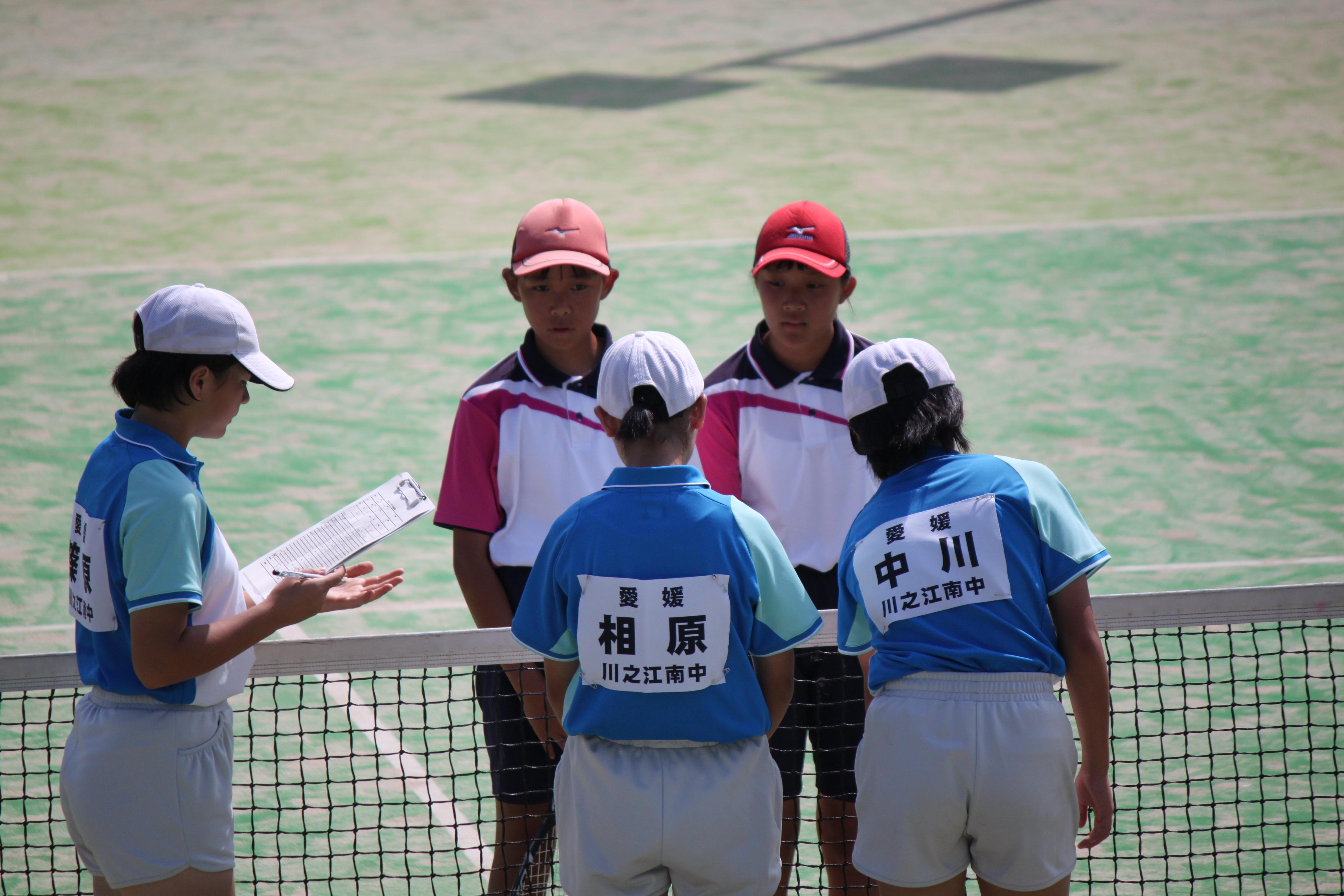 ソフトテニス(123)