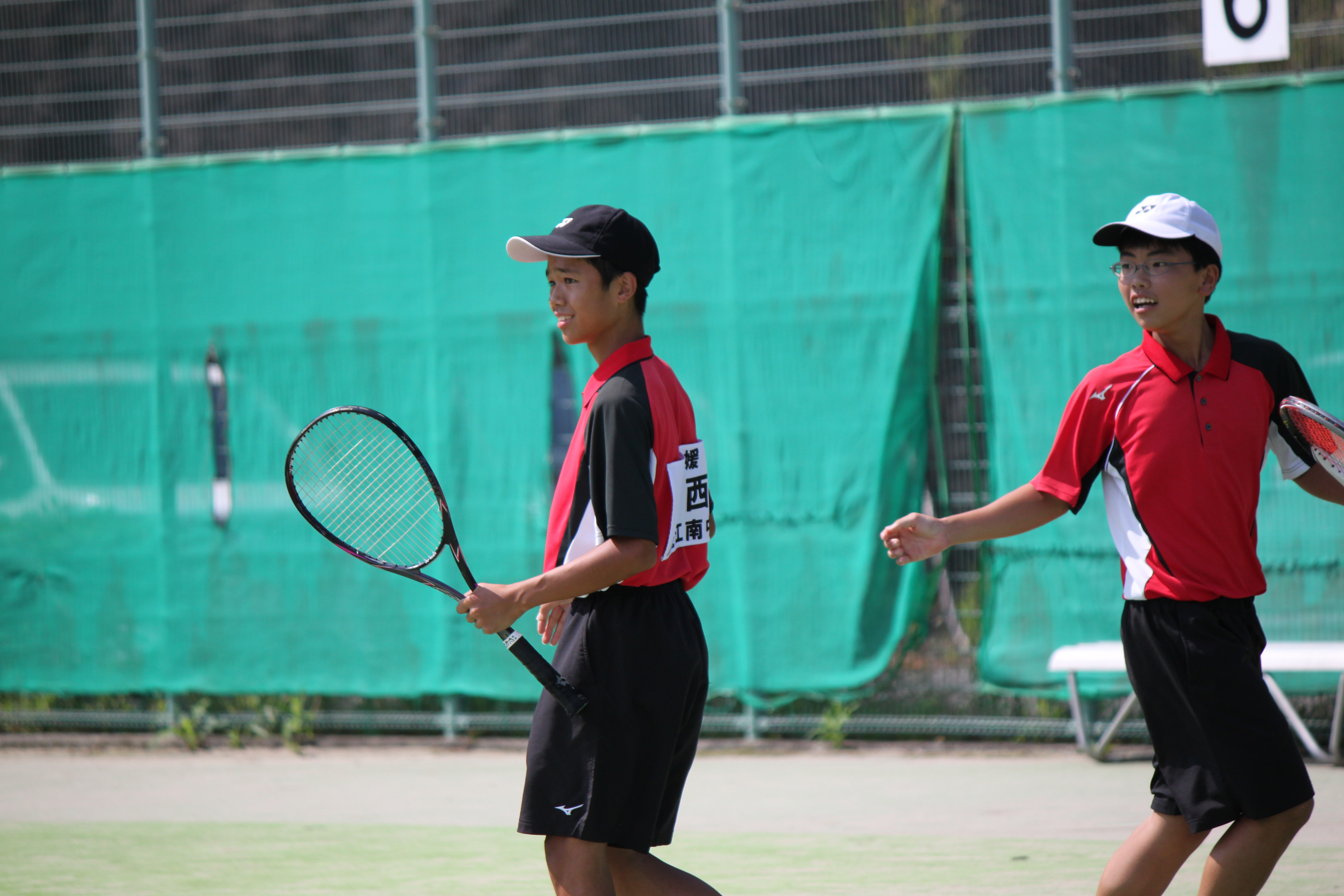ソフトテニス(2)