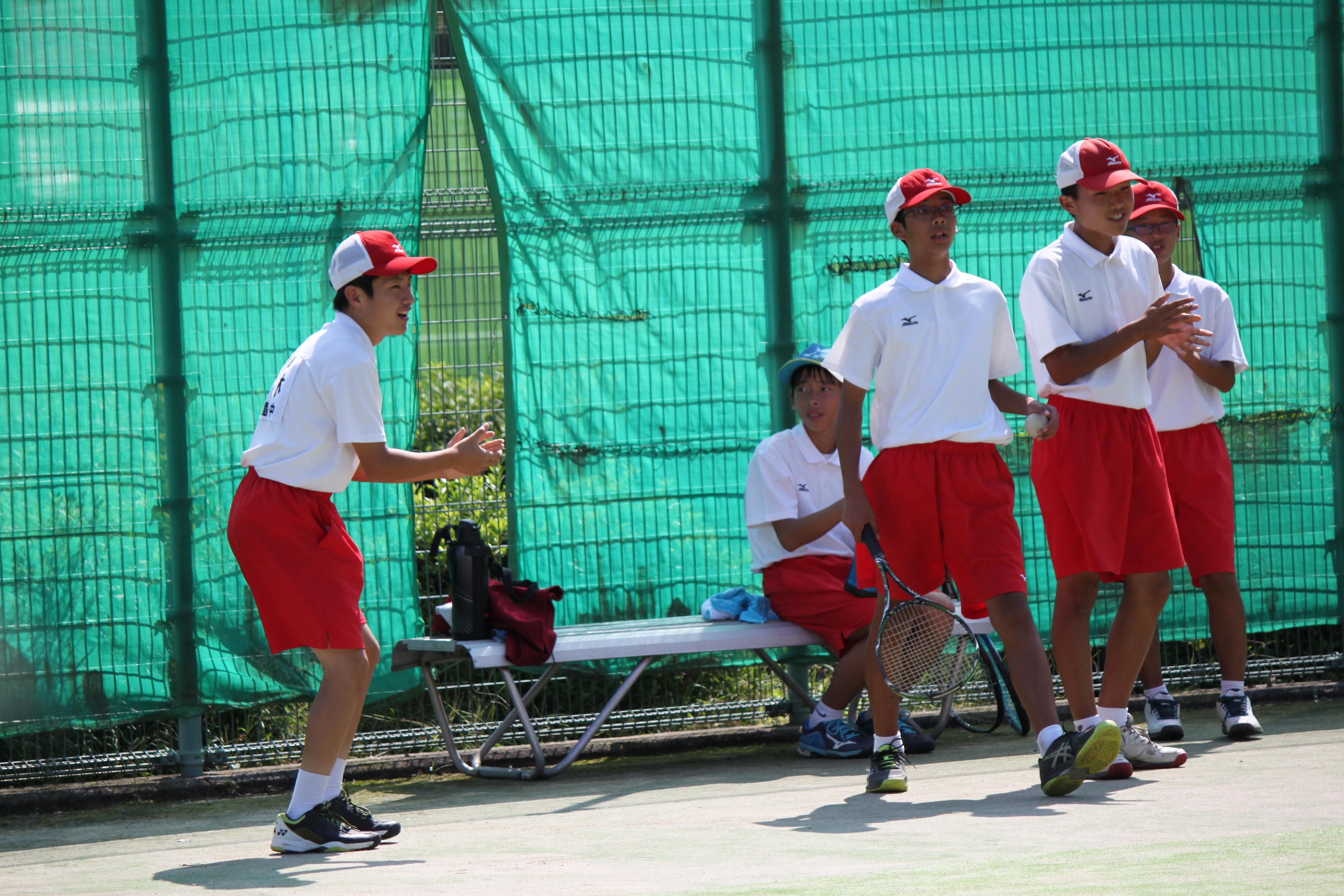ソフトテニス(5)