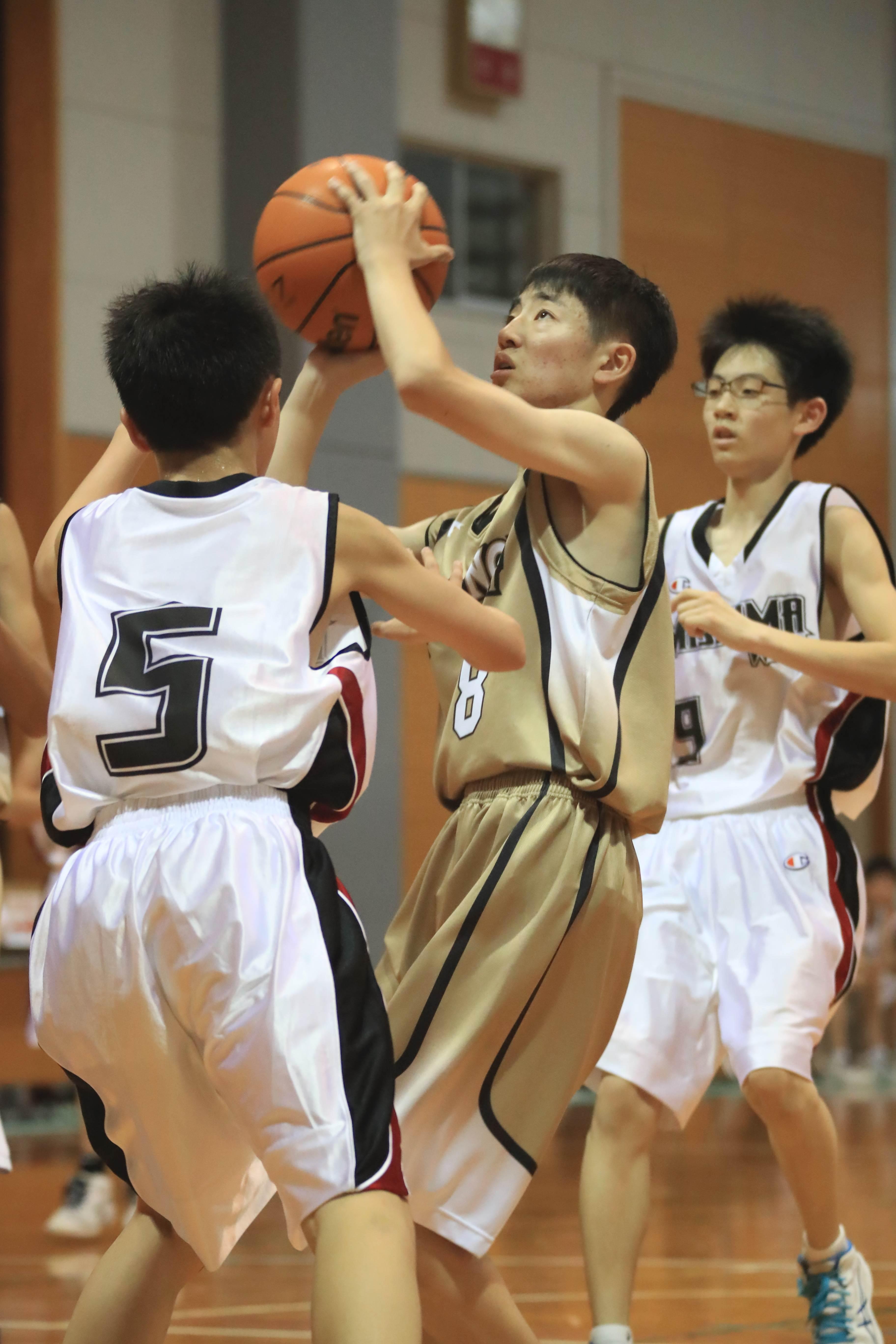 バスケットボール (38)