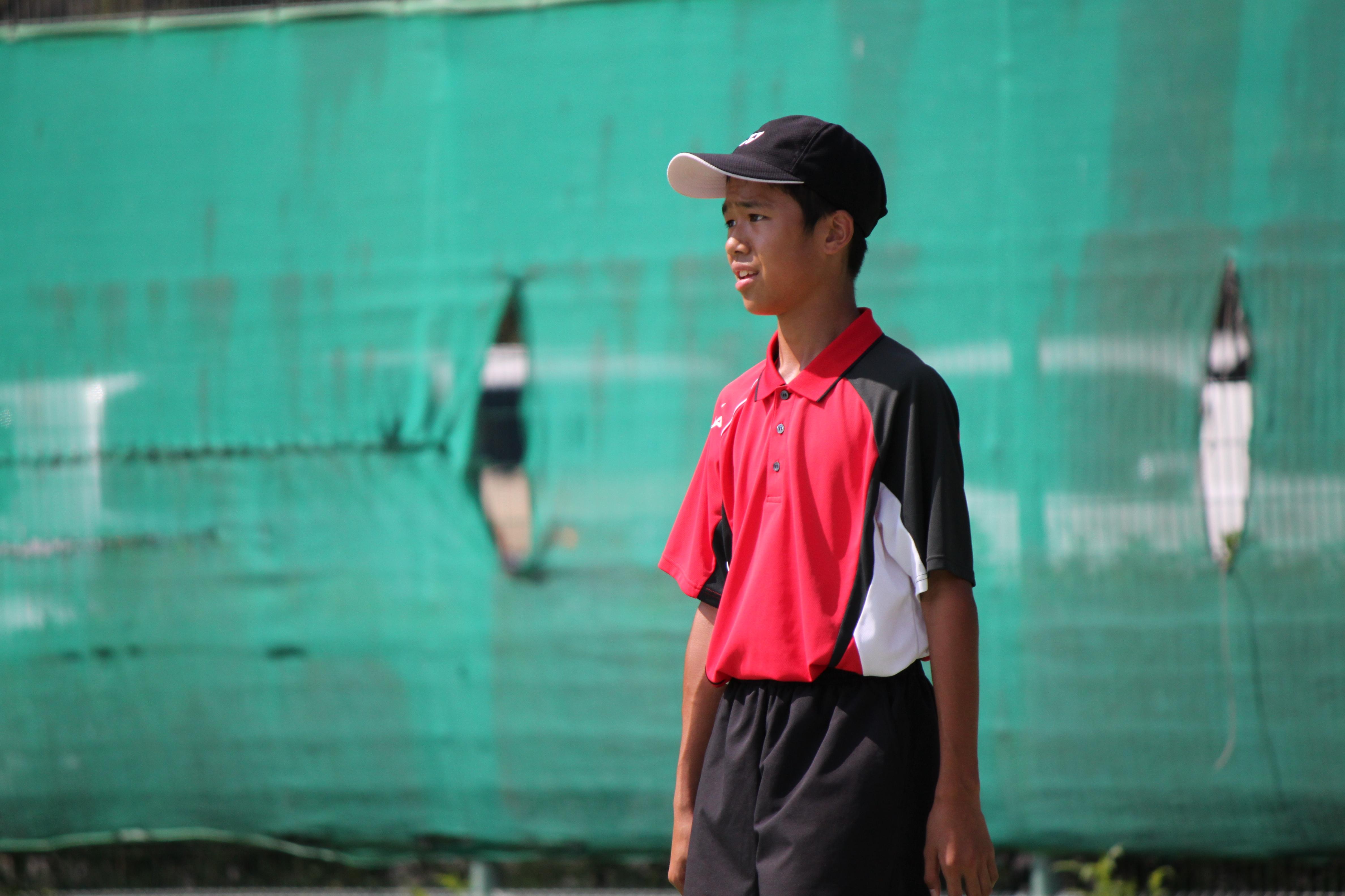 ソフトテニス(3)