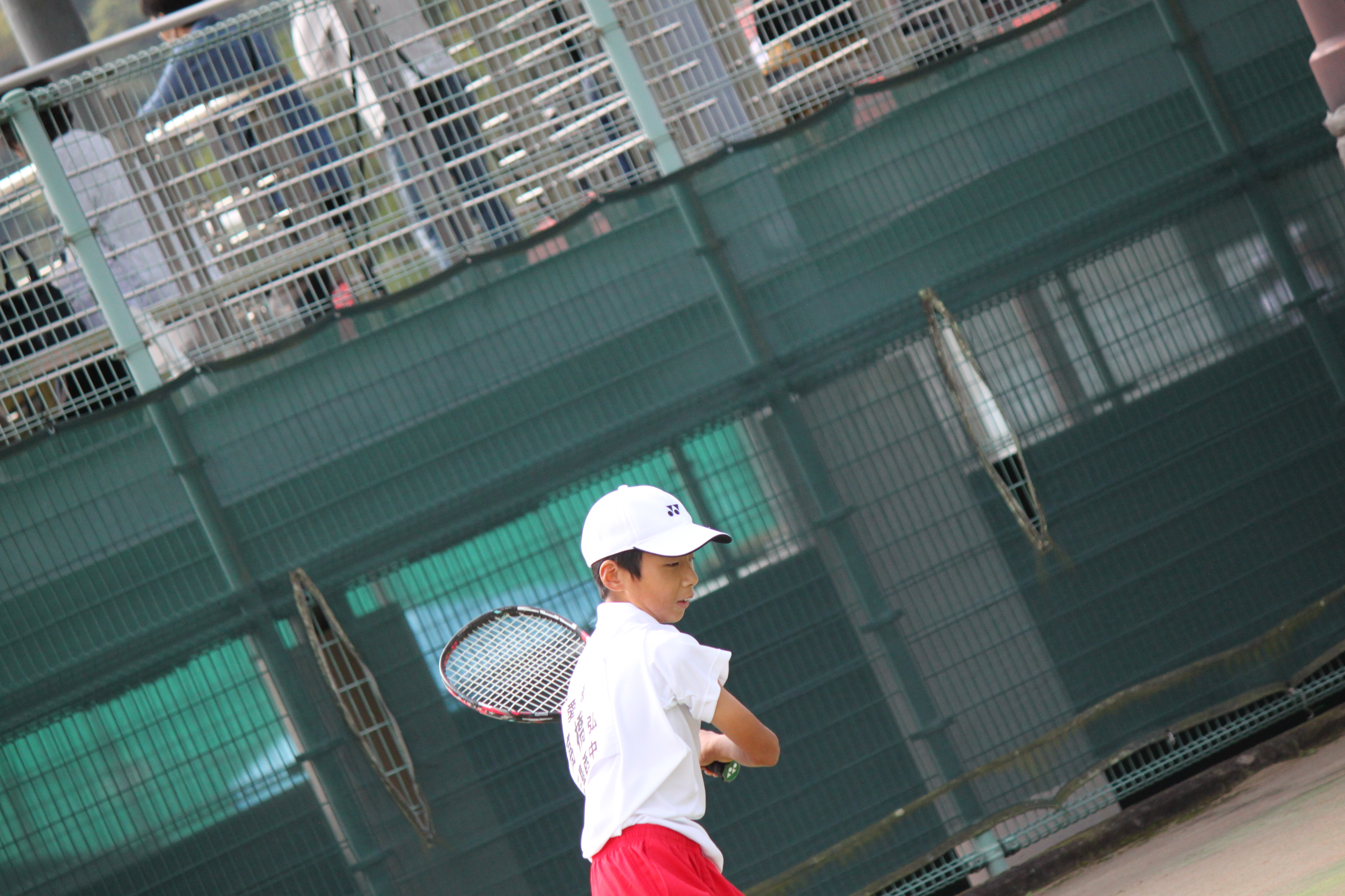 ソフトテニス (464)
