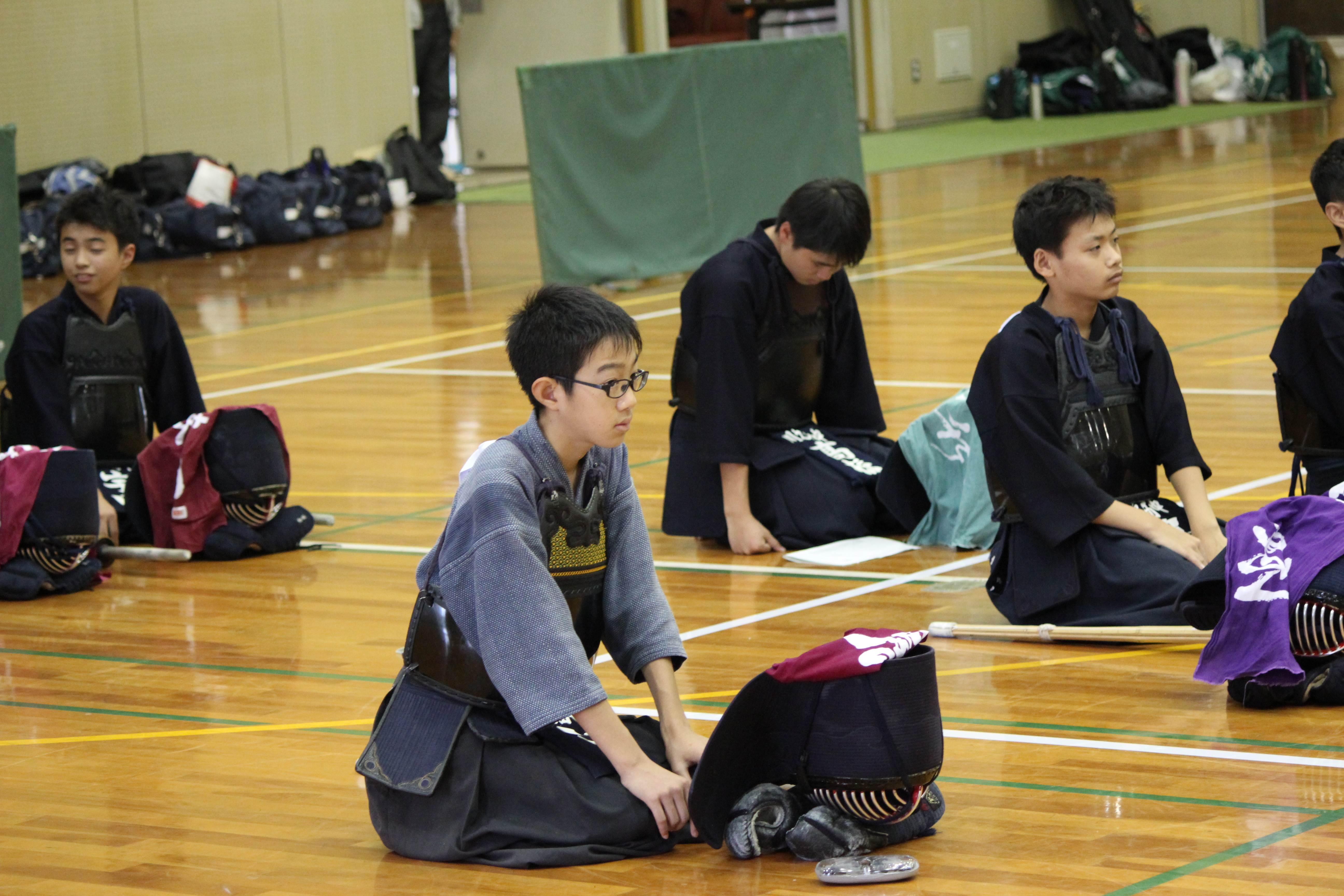 剣道 (3)