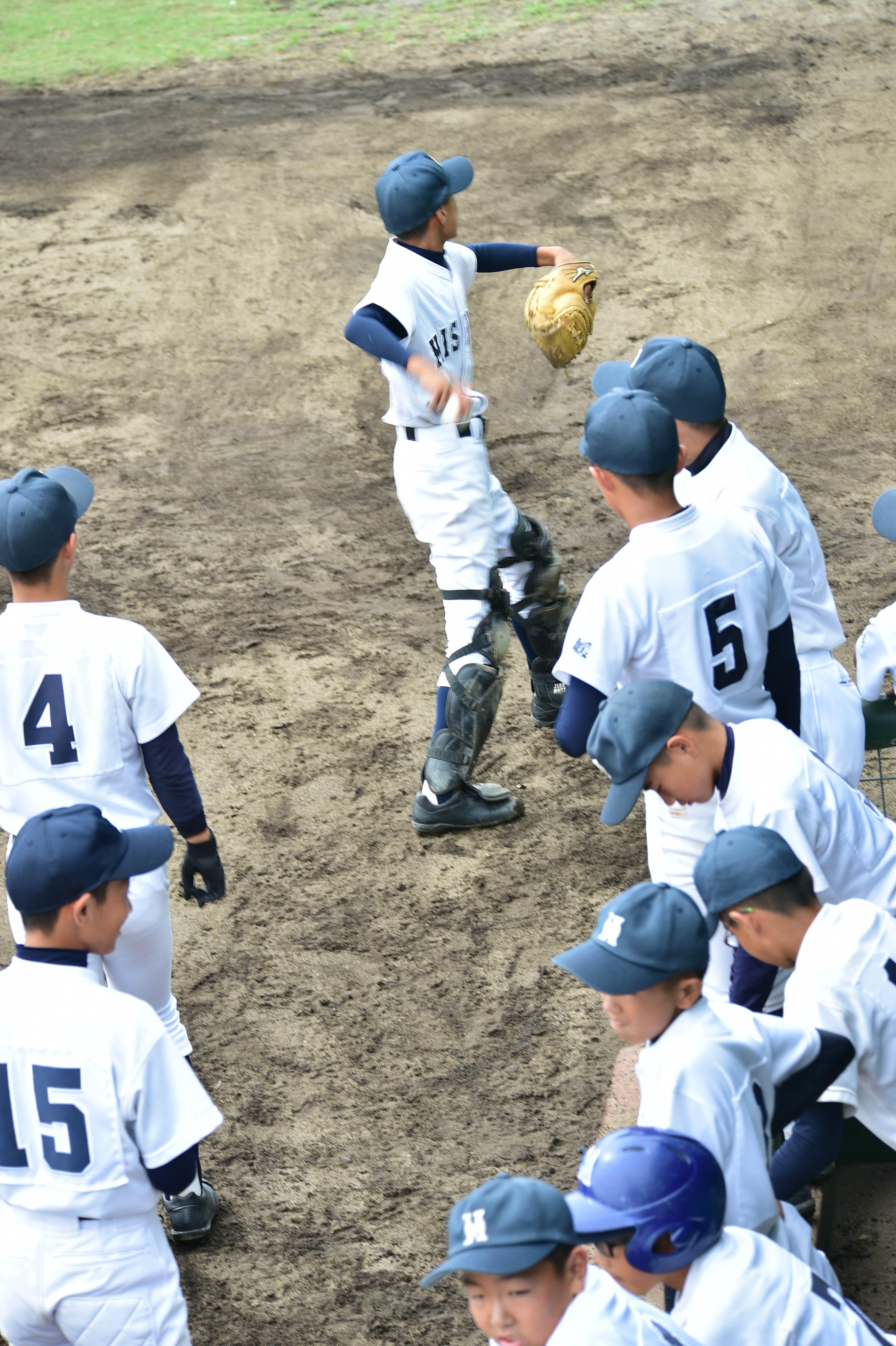 軟式野球 (8)