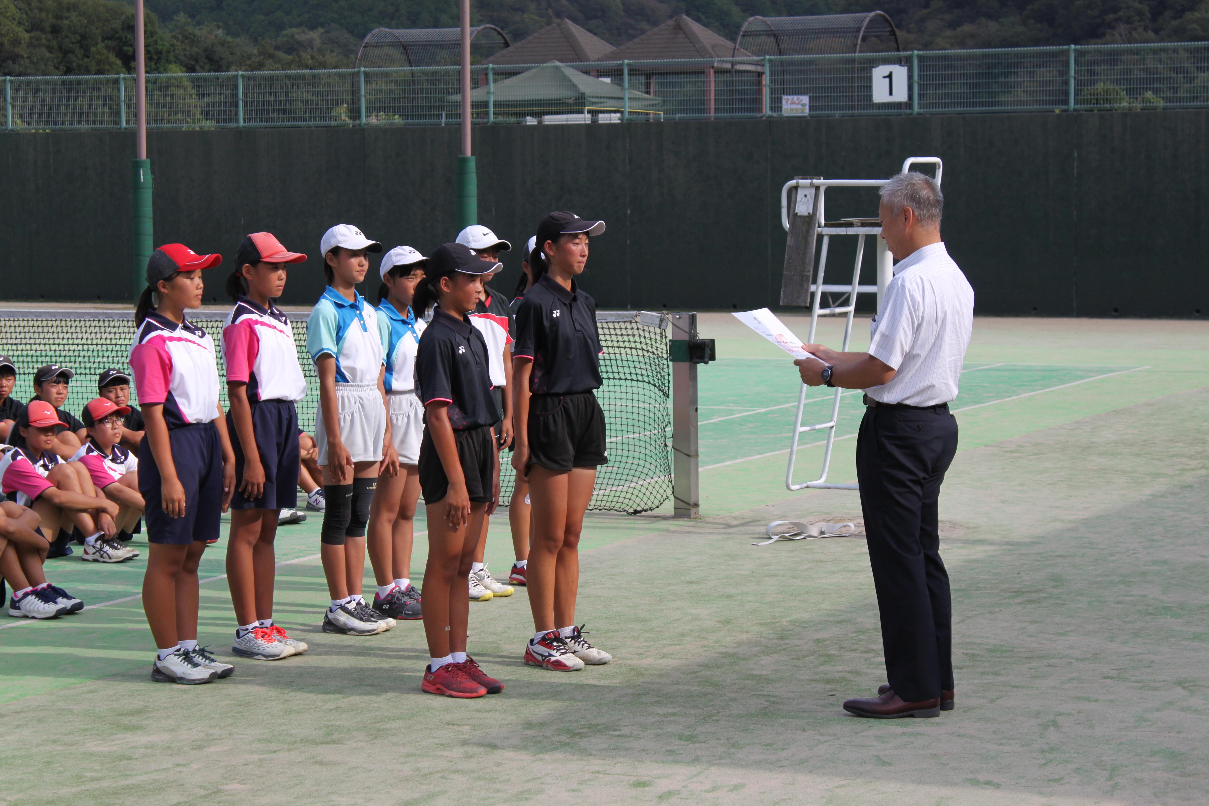ソフトテニス(209)