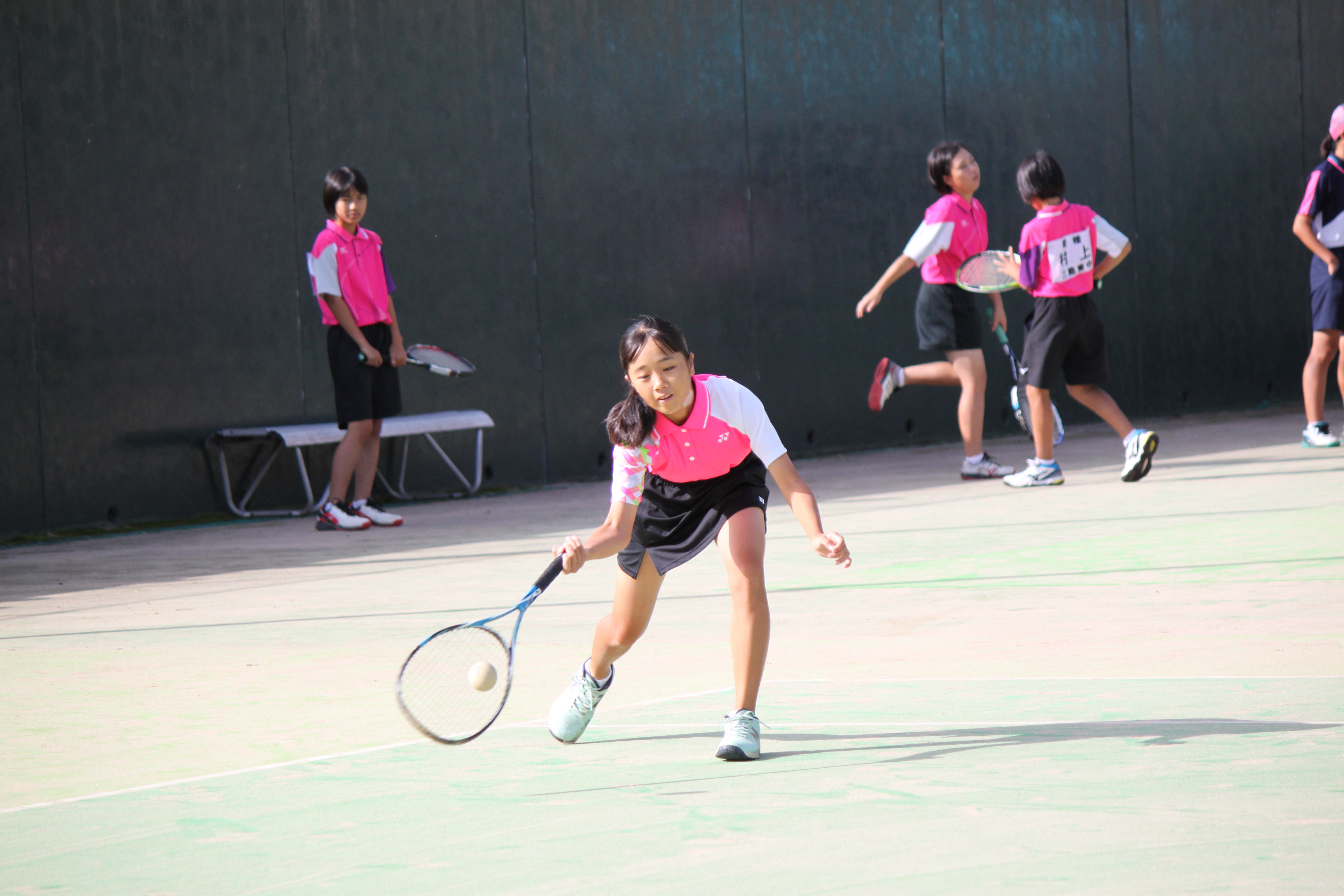 ソフトテニス (17)