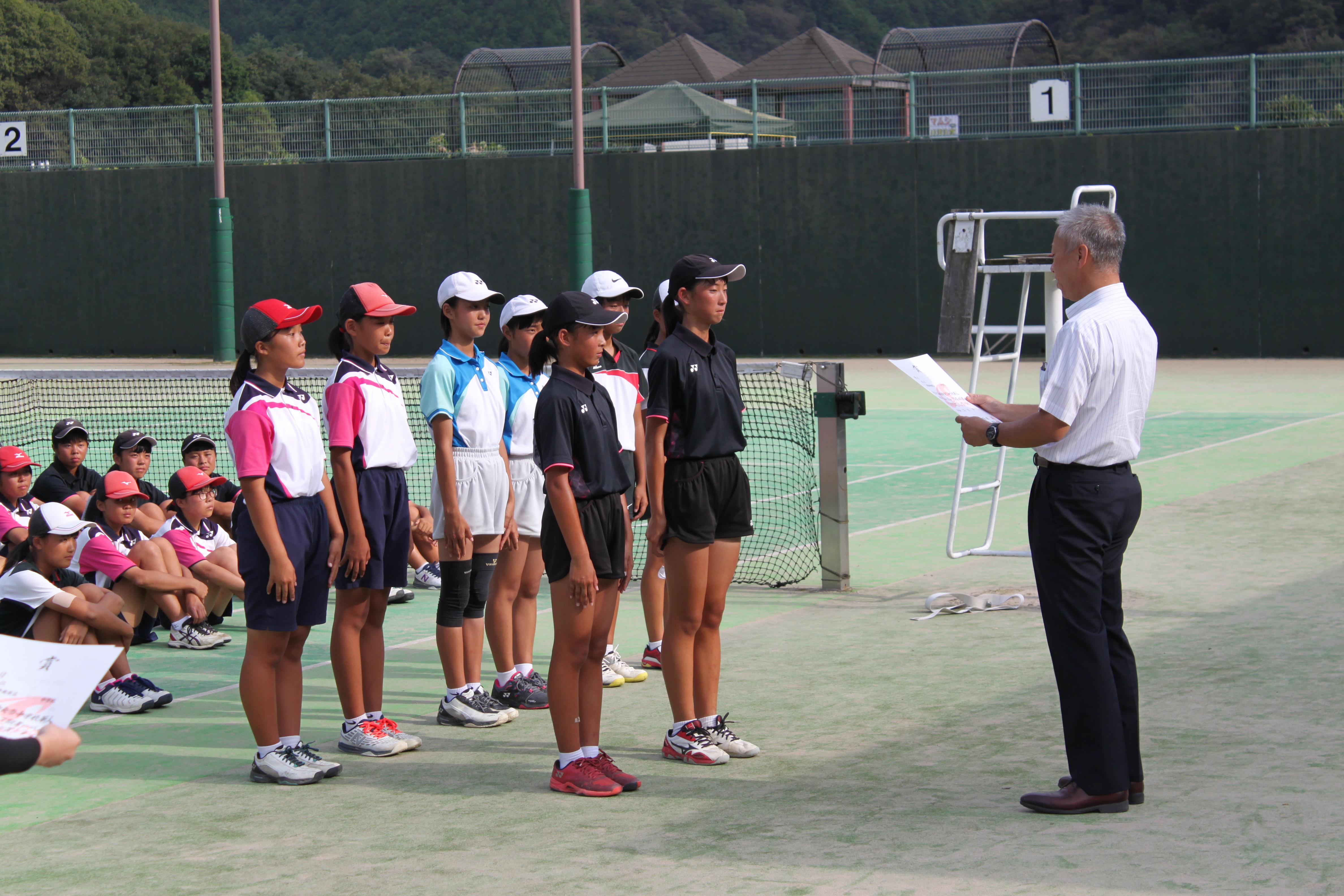 ソフトテニス(208)