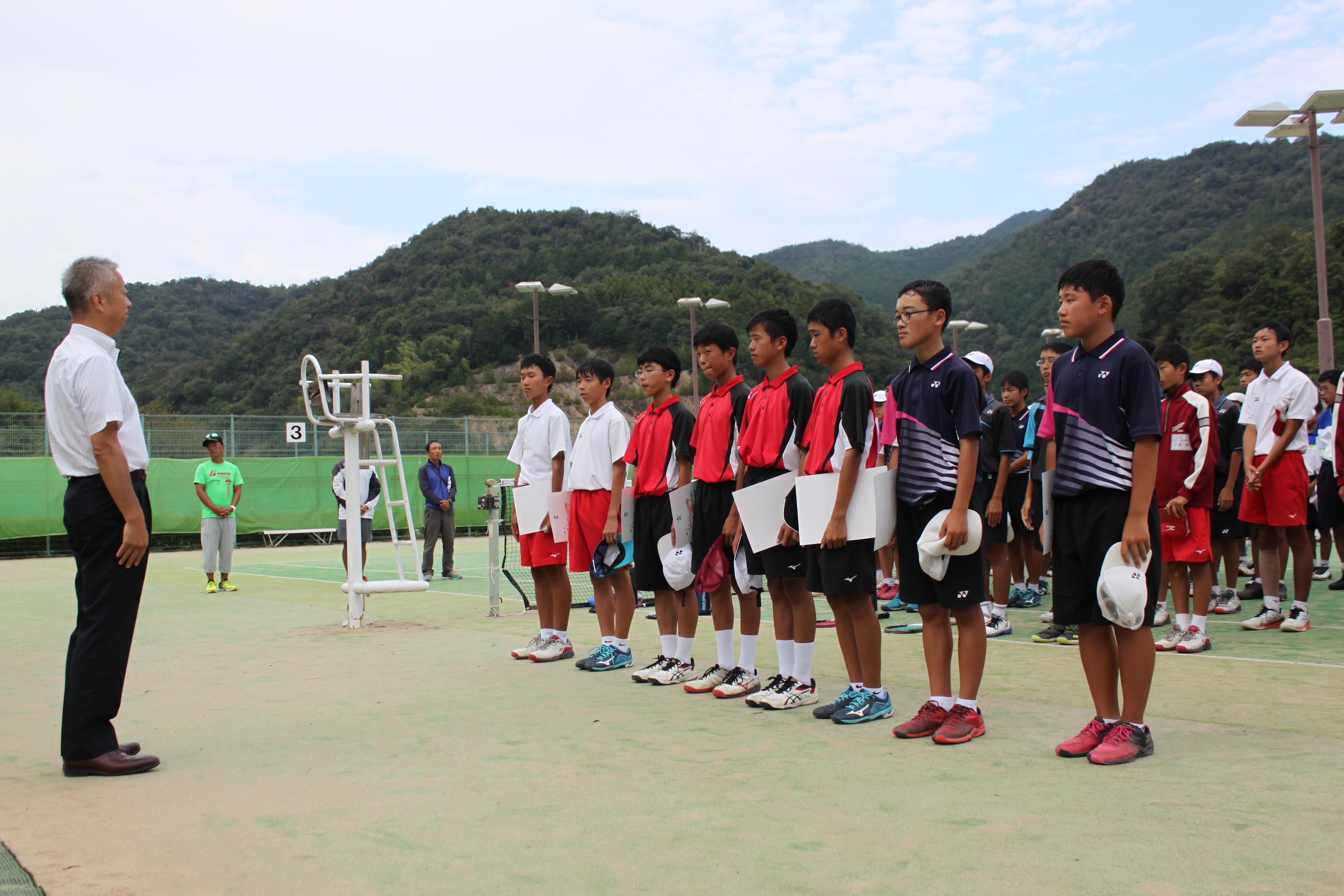 ソフトテニス(219)