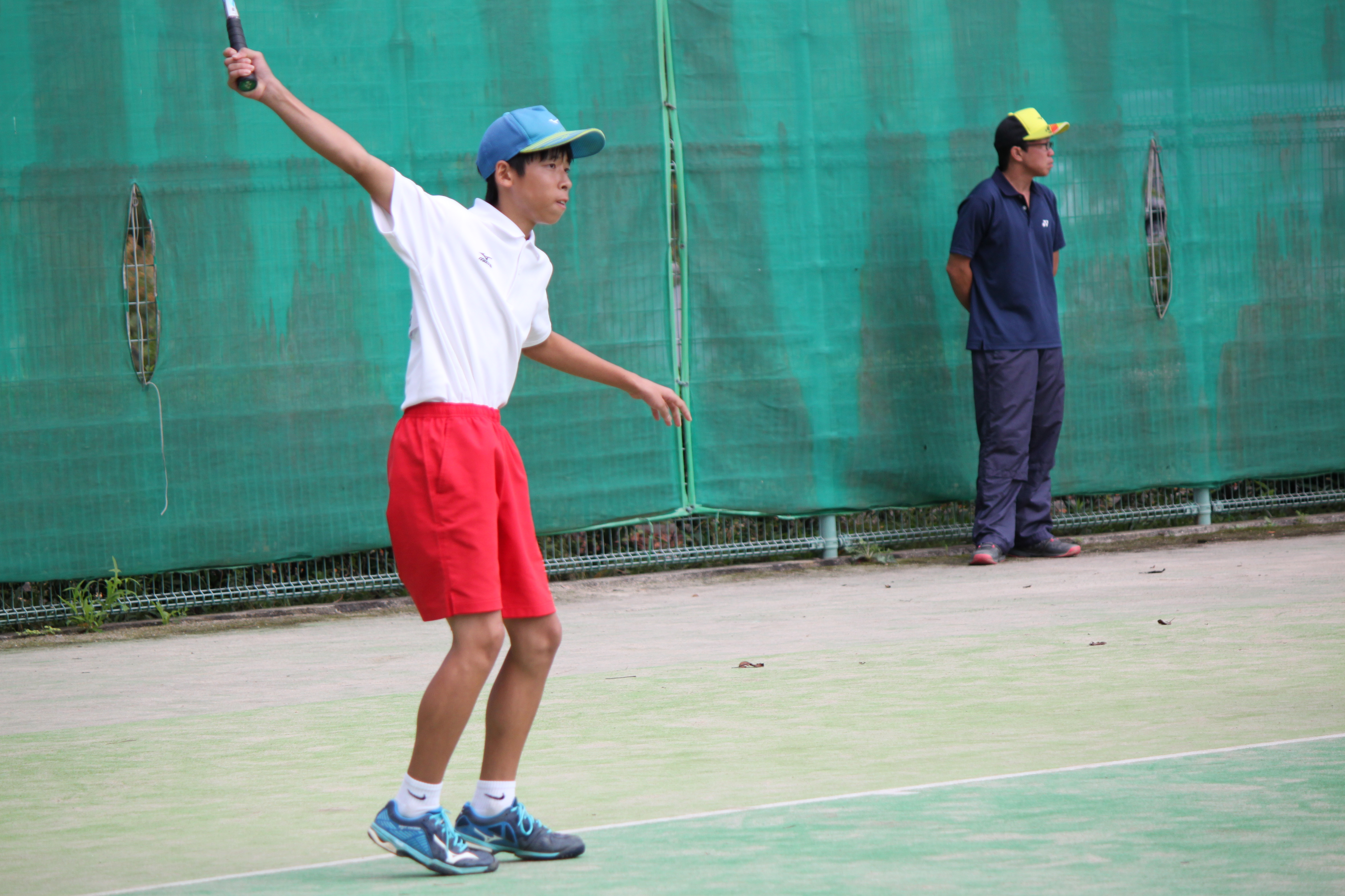ソフトテニス(514)