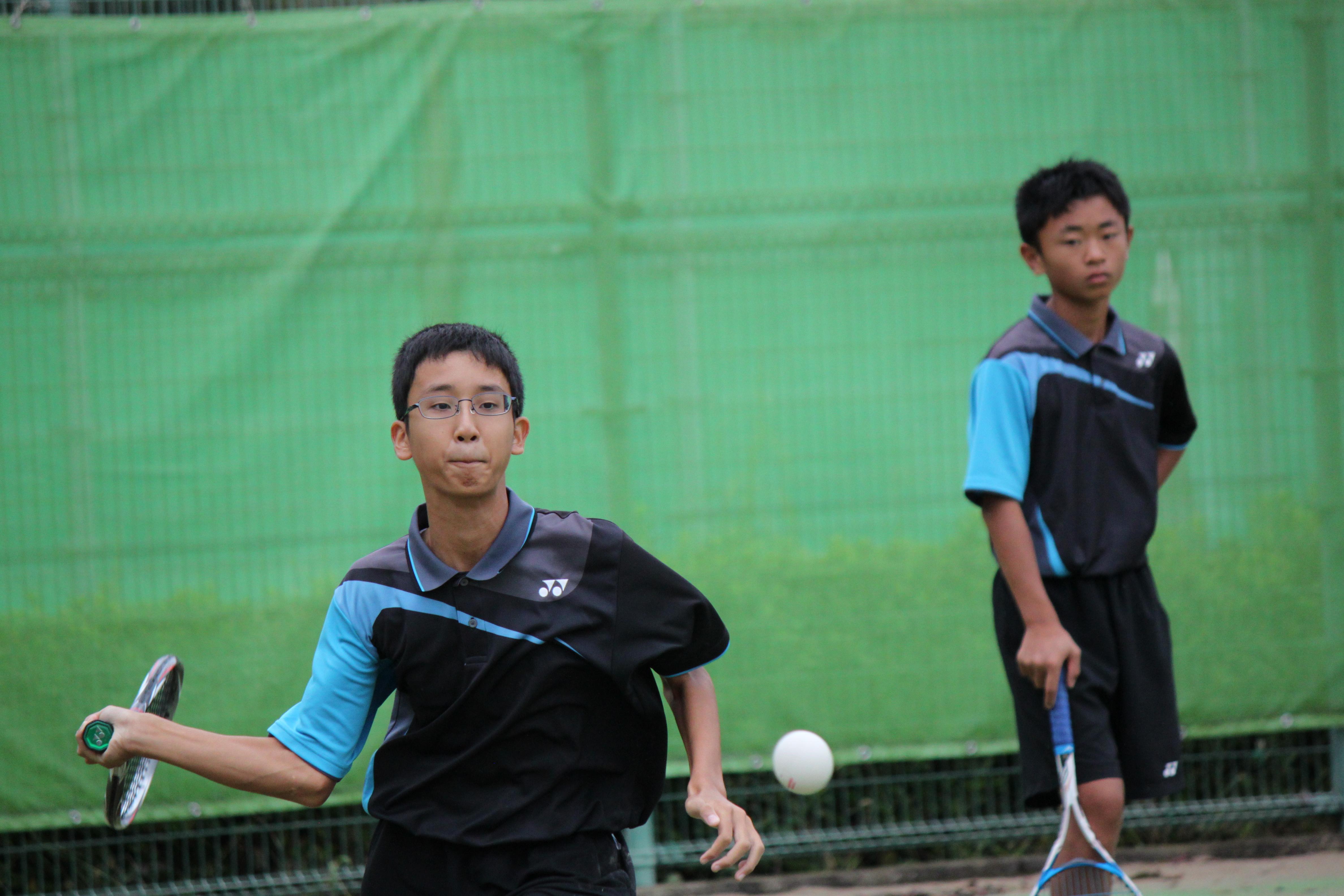 ソフトテニス(438)