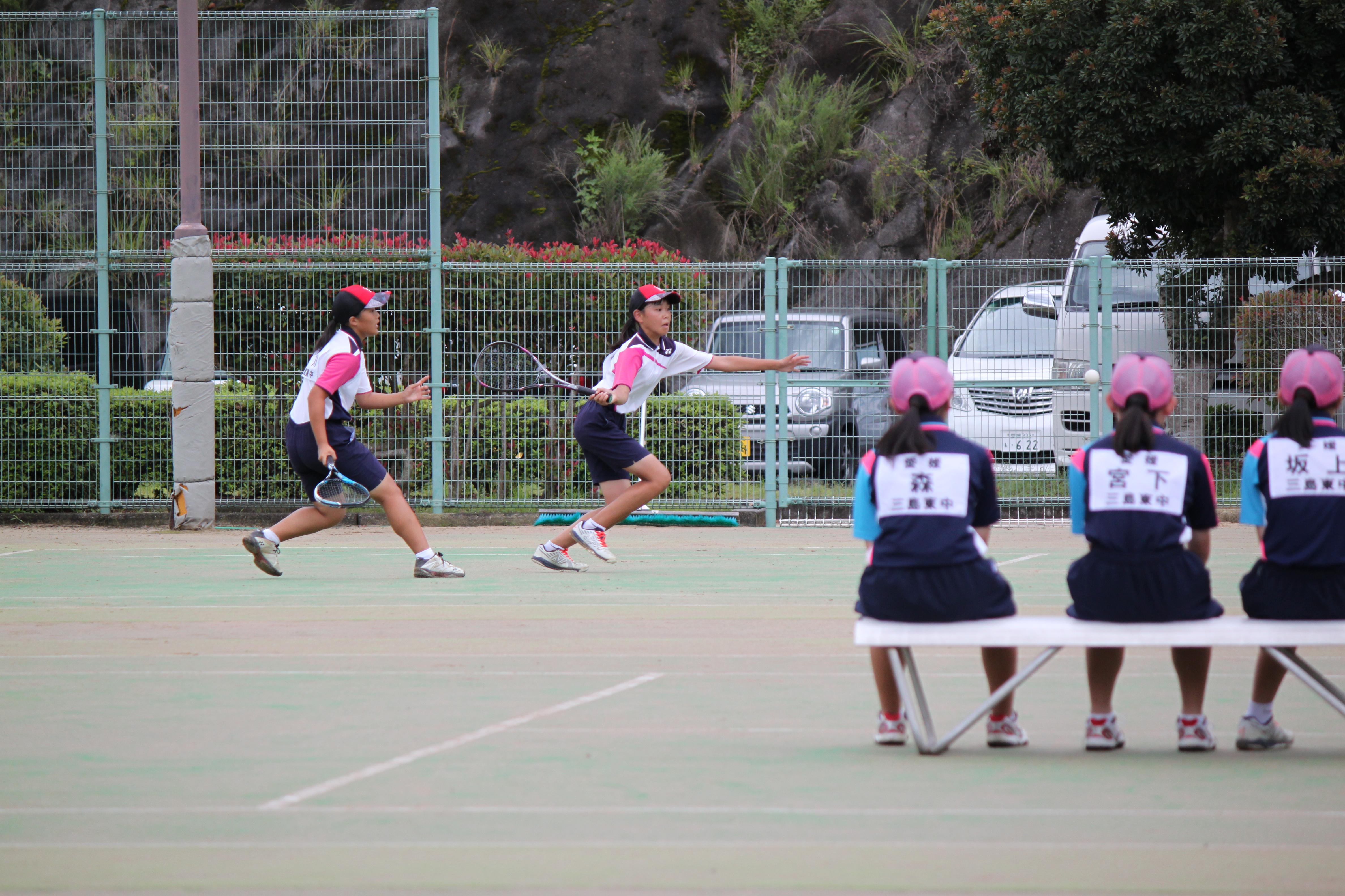 ソフトテニス (92)