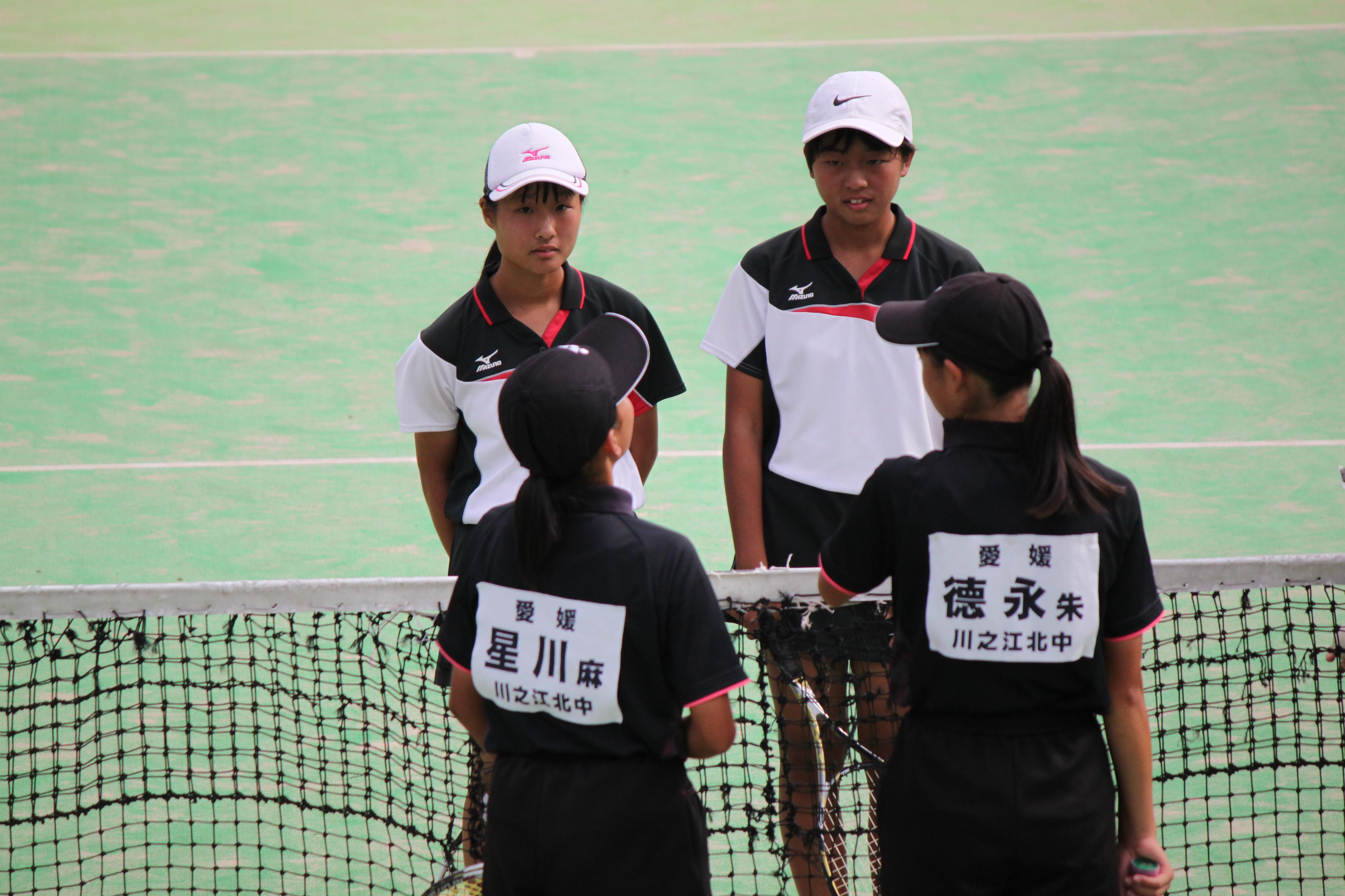 ソフトテニス(198)