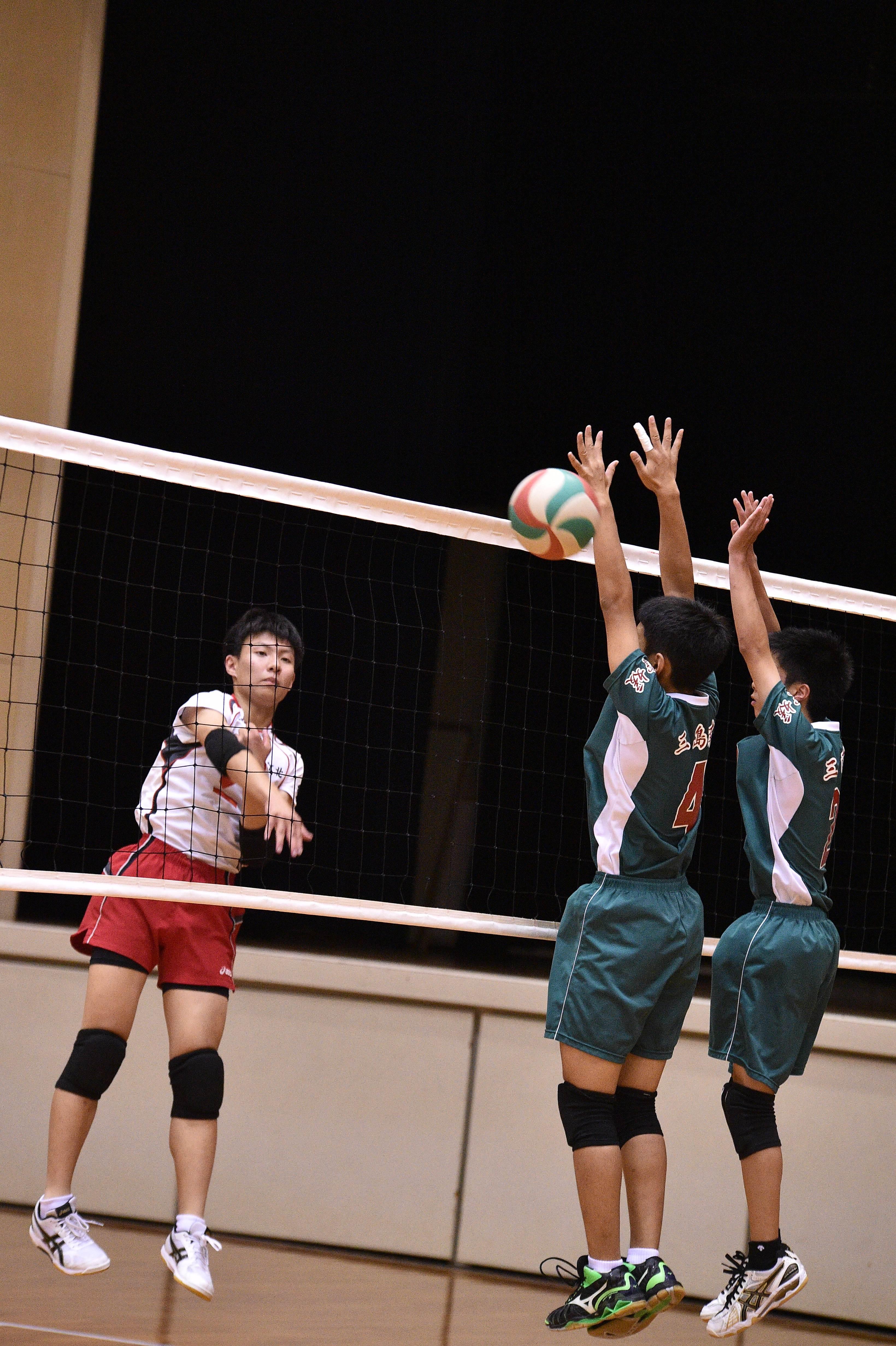 バレーボール (9)