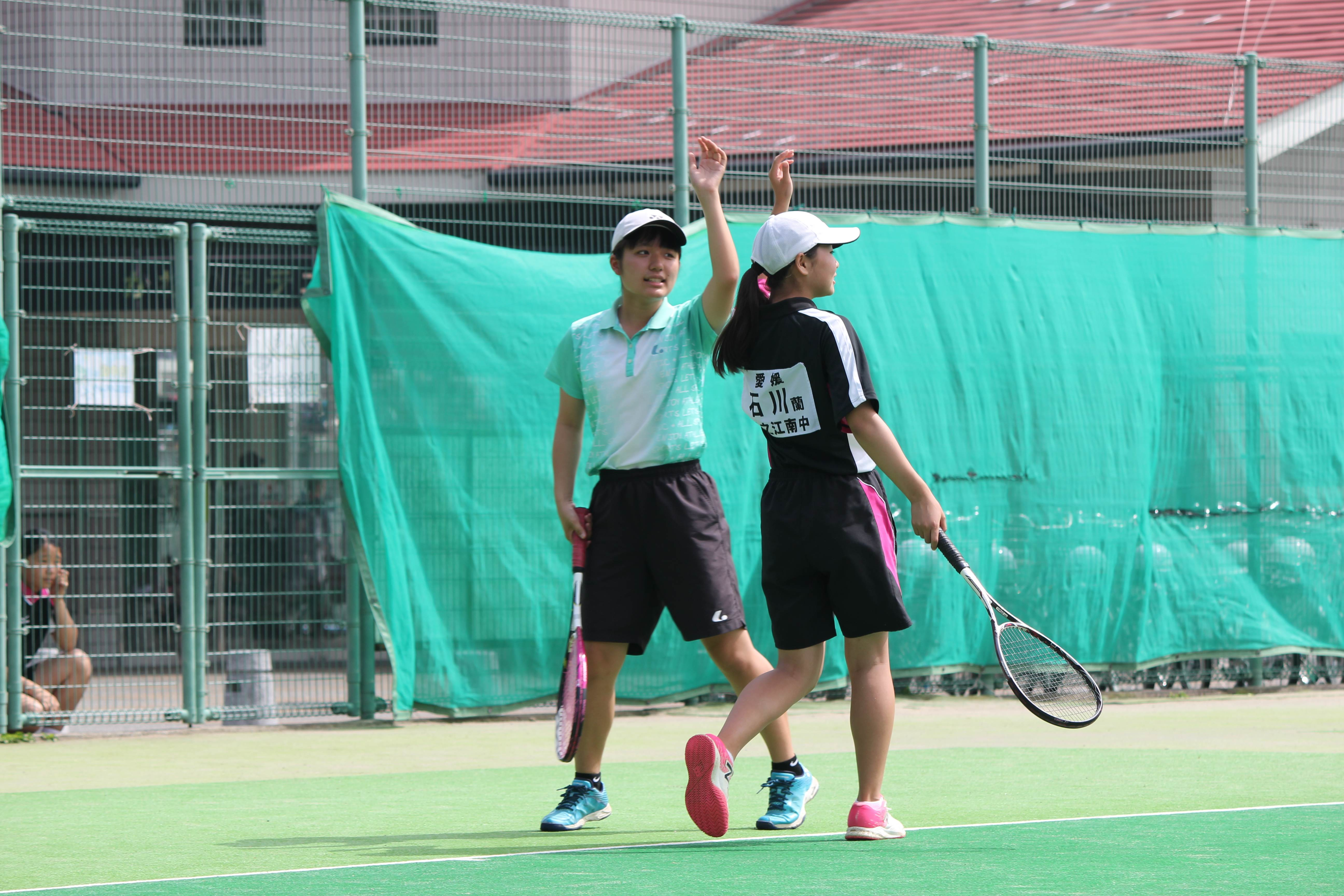 ソフトテニス (18)
