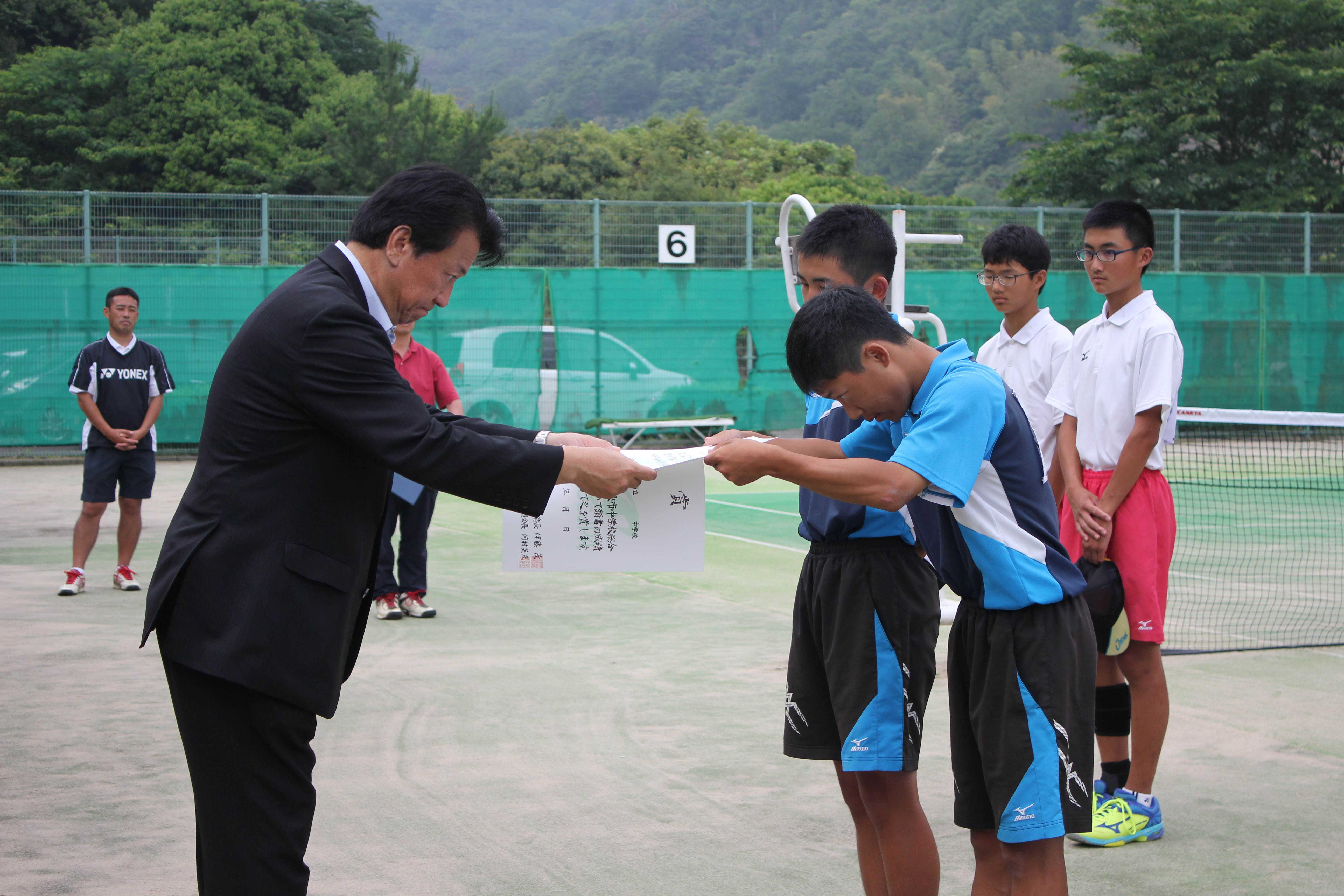 ソフトテニス (154)