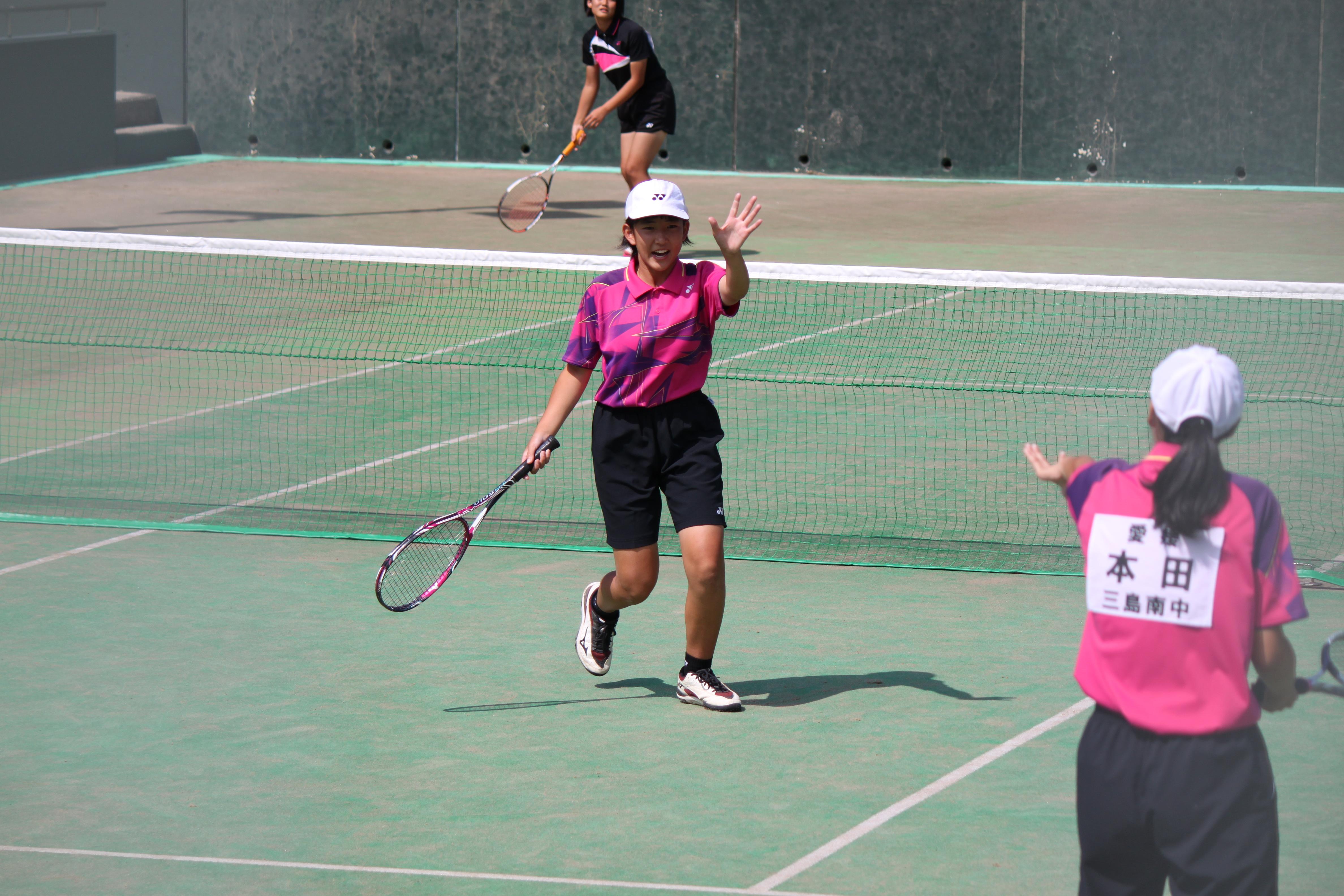 ソフトテニス (605)