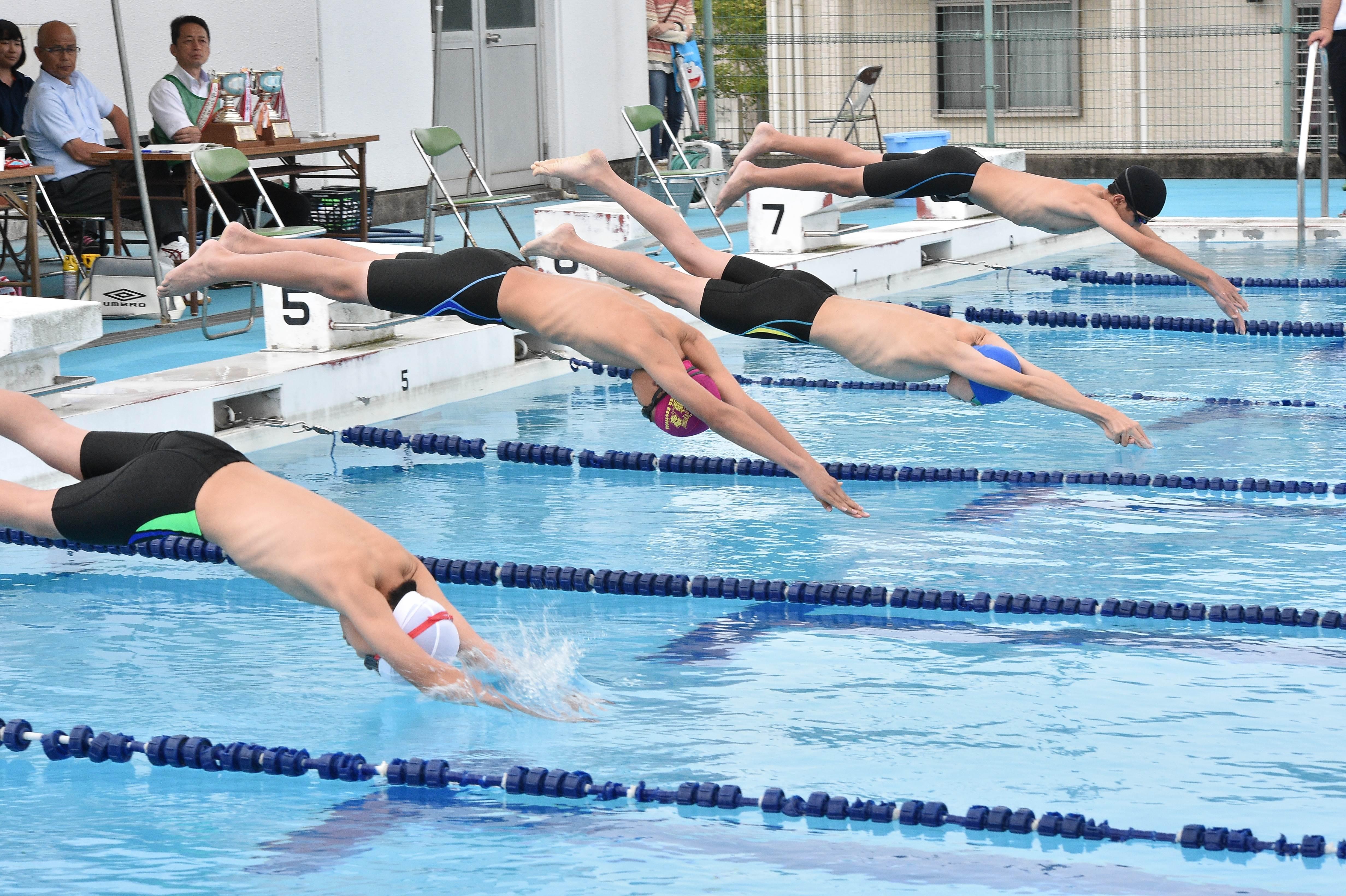水泳 (116)