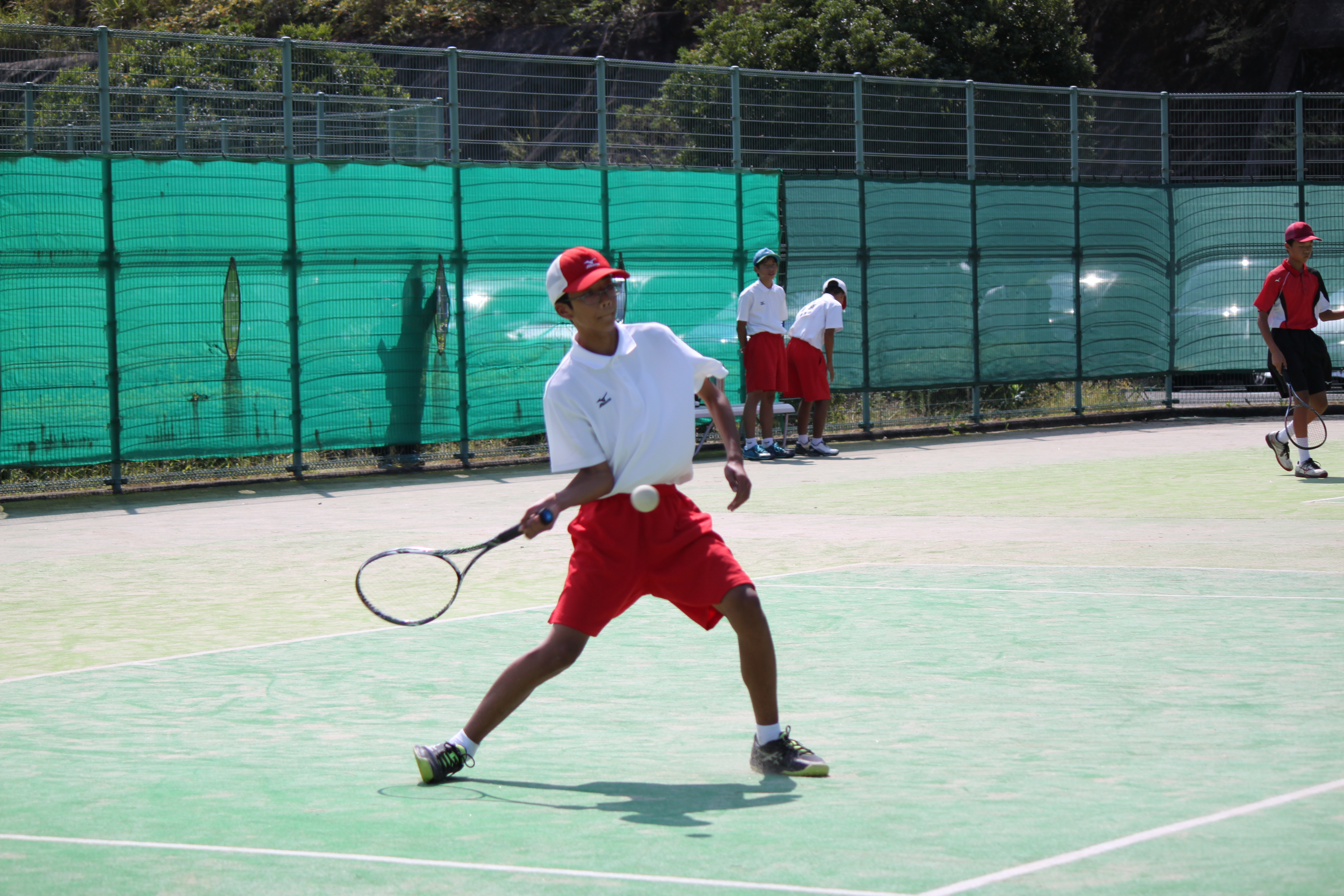 ソフトテニス(1)