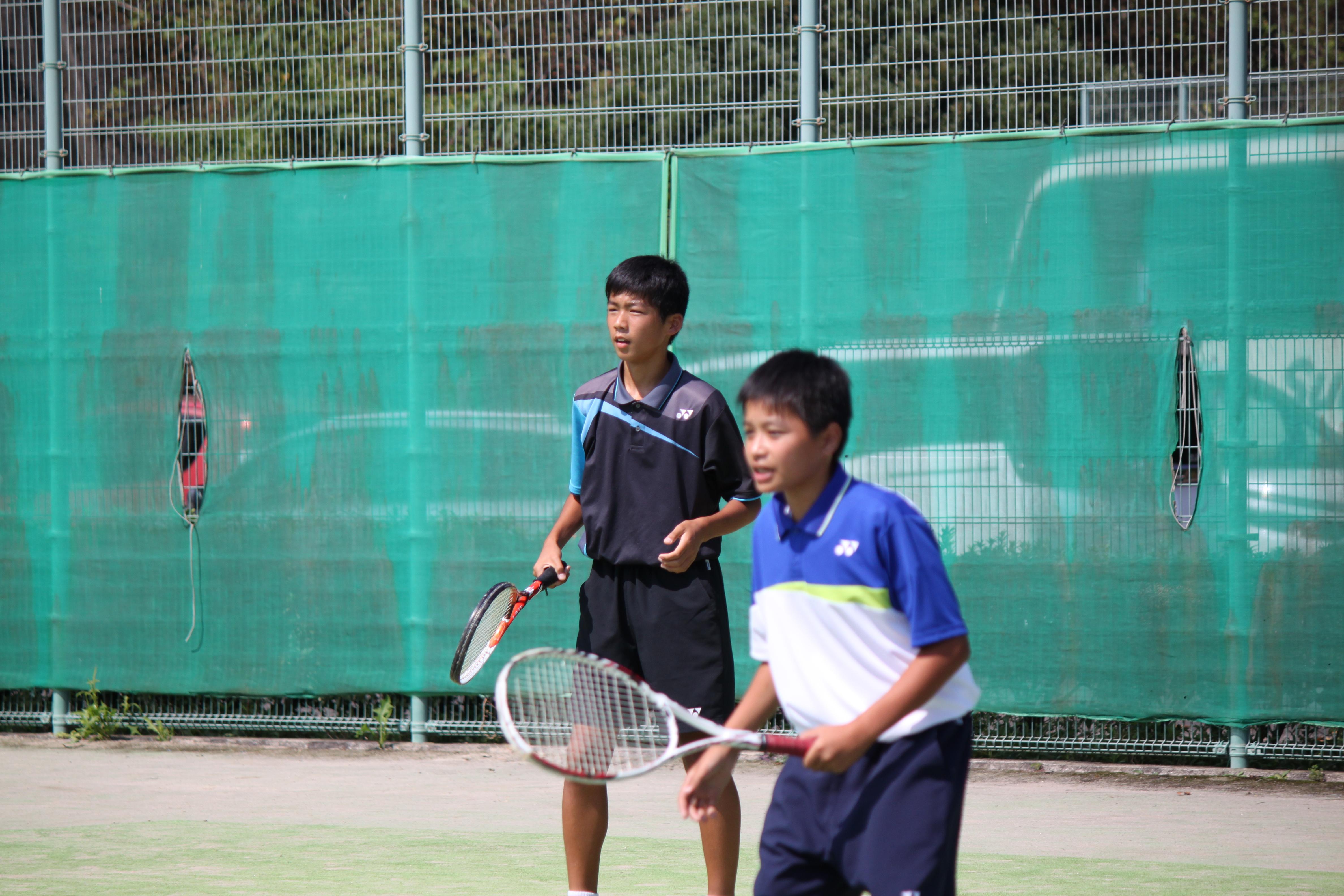 ソフトテニス(83)