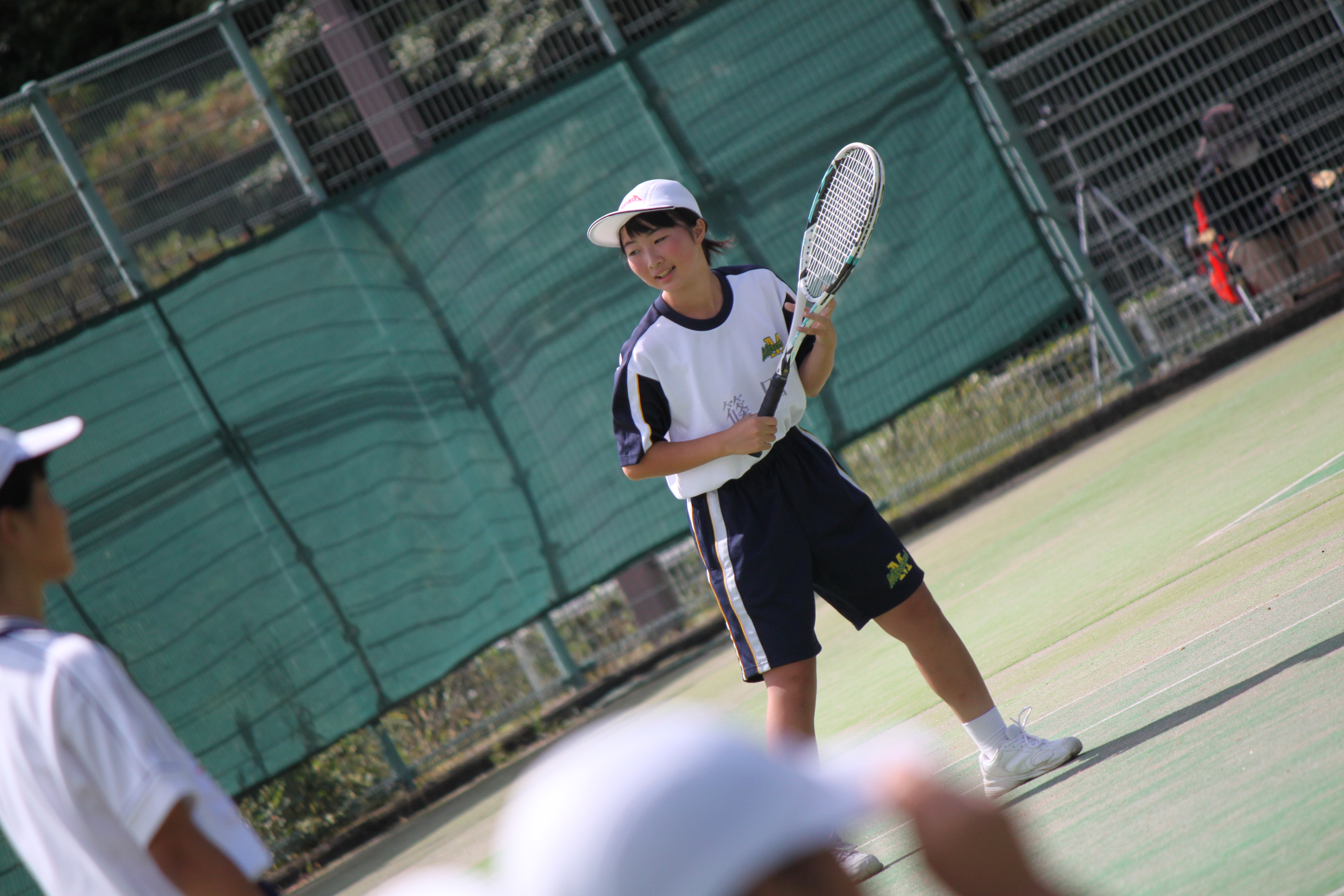 ソフトテニス (585)
