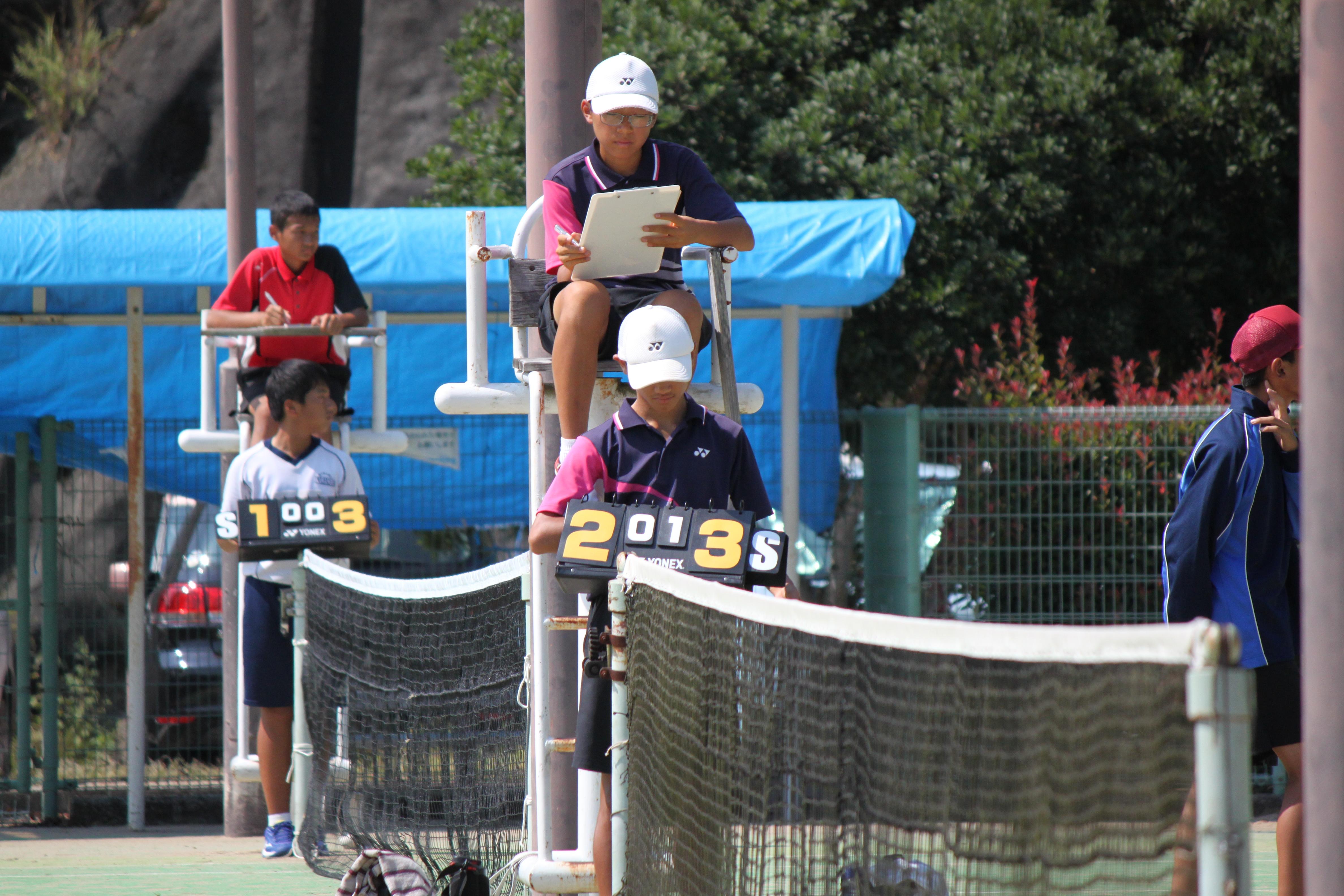 ソフトテニス(87)
