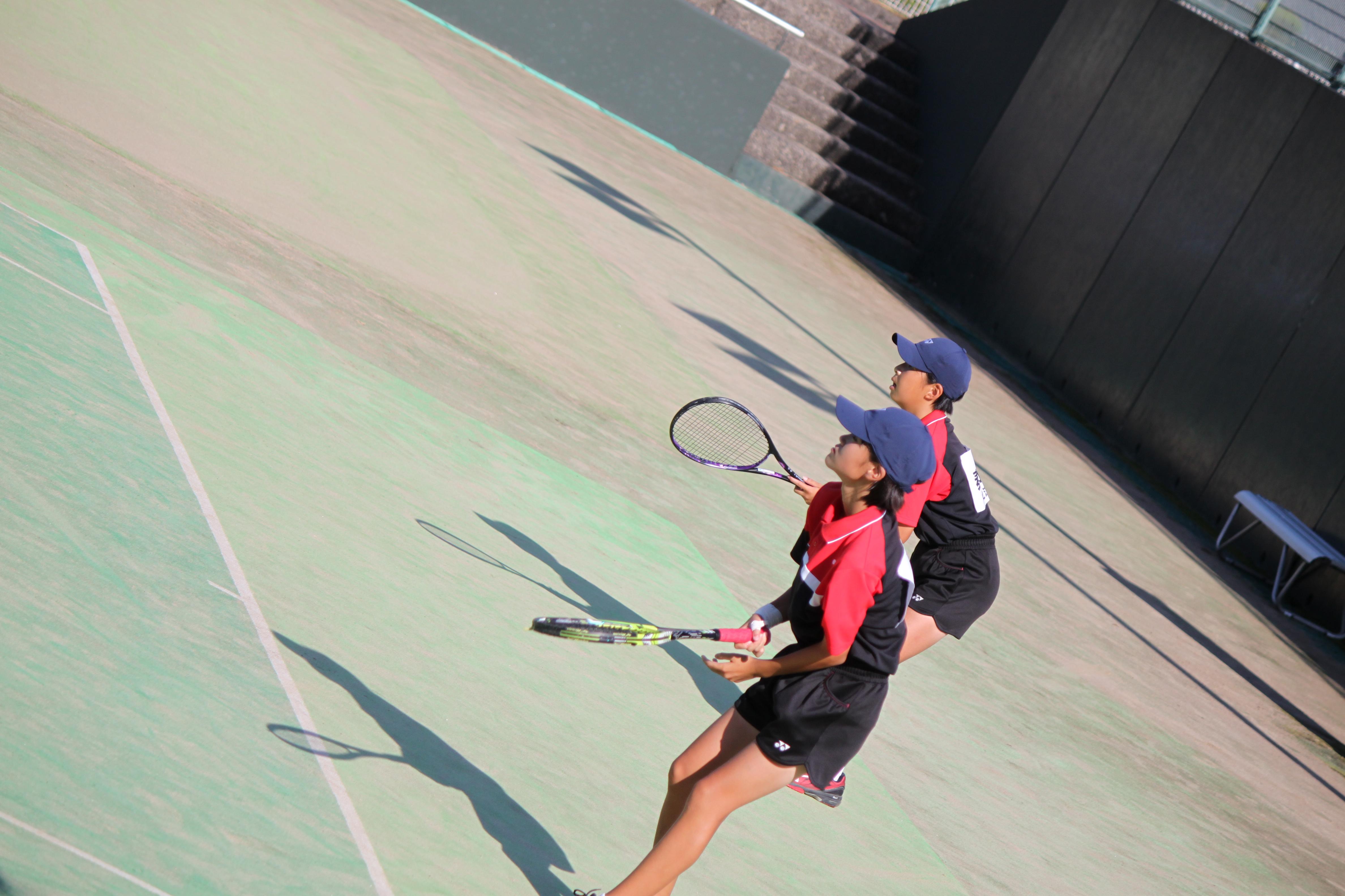 ソフトテニス (694)
