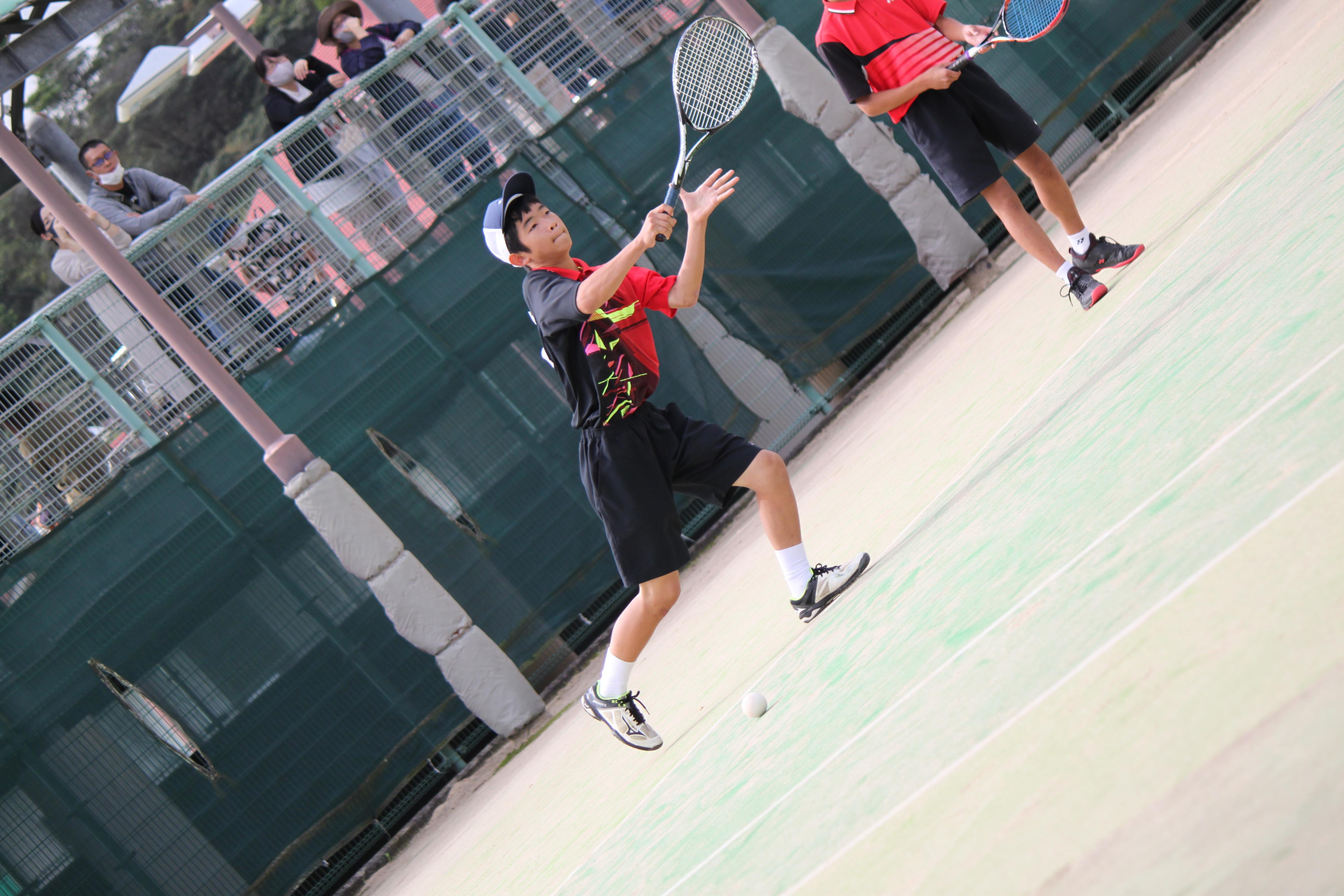 ソフトテニス (123)