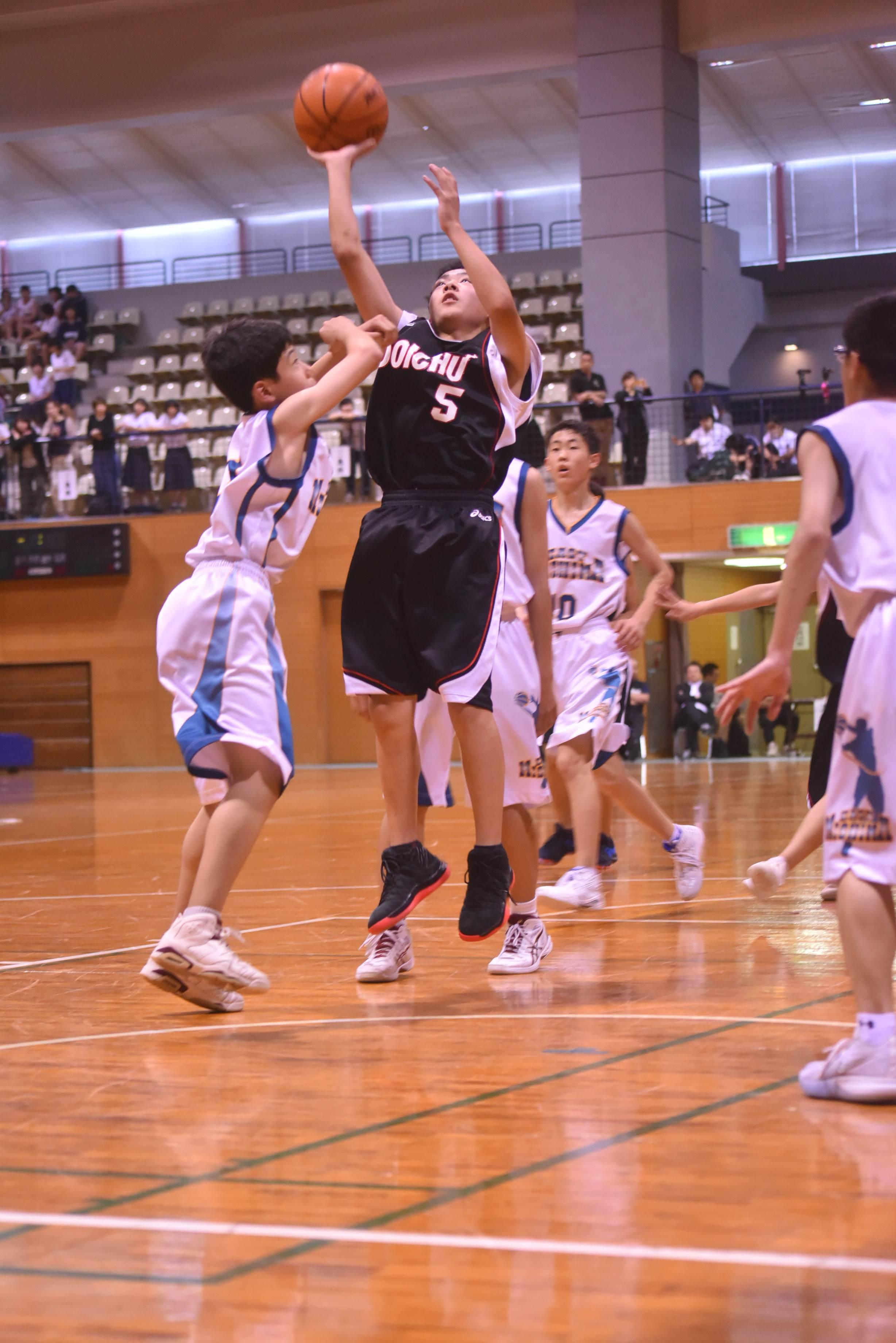 バスケットボール (167)