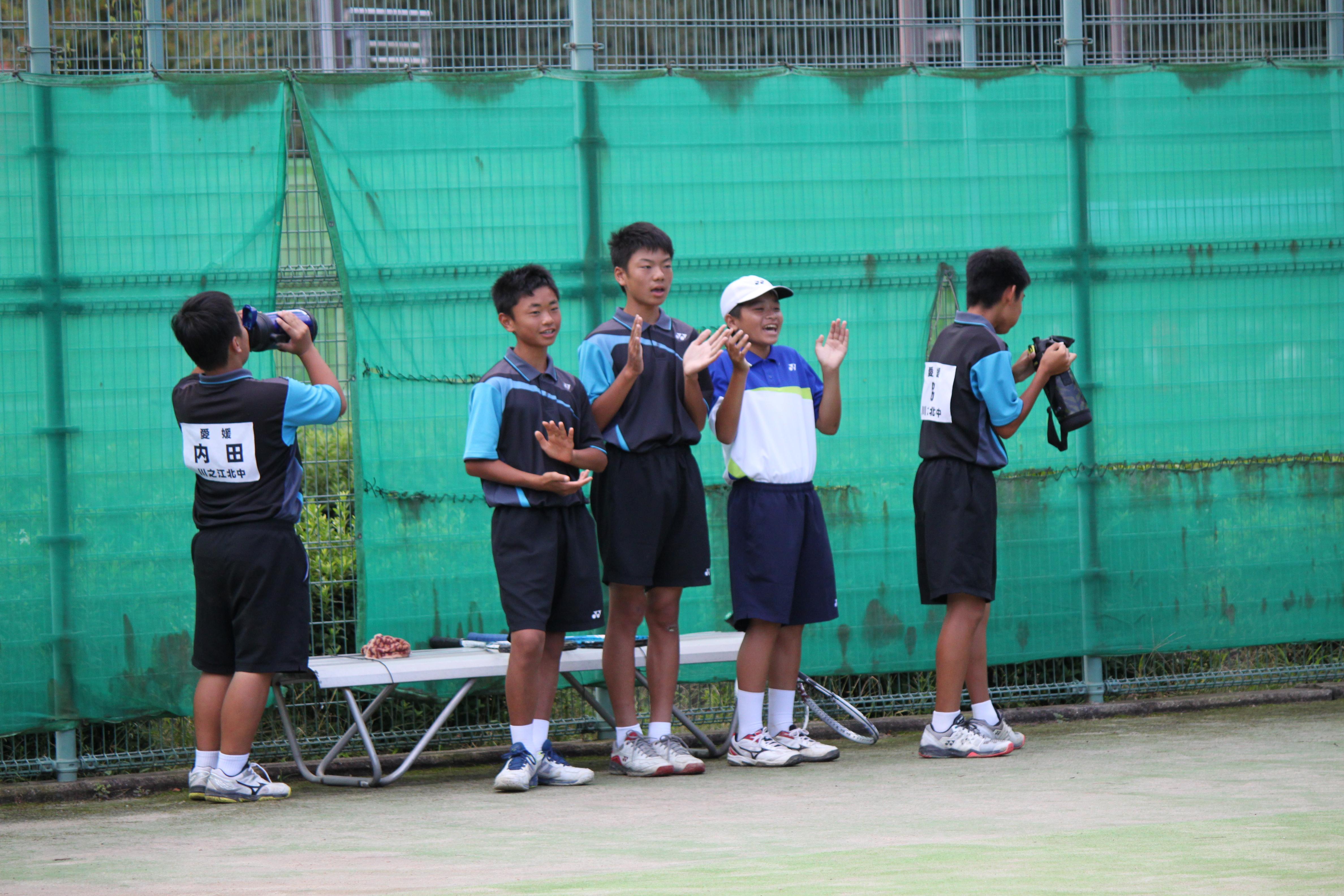 ソフトテニス(475)