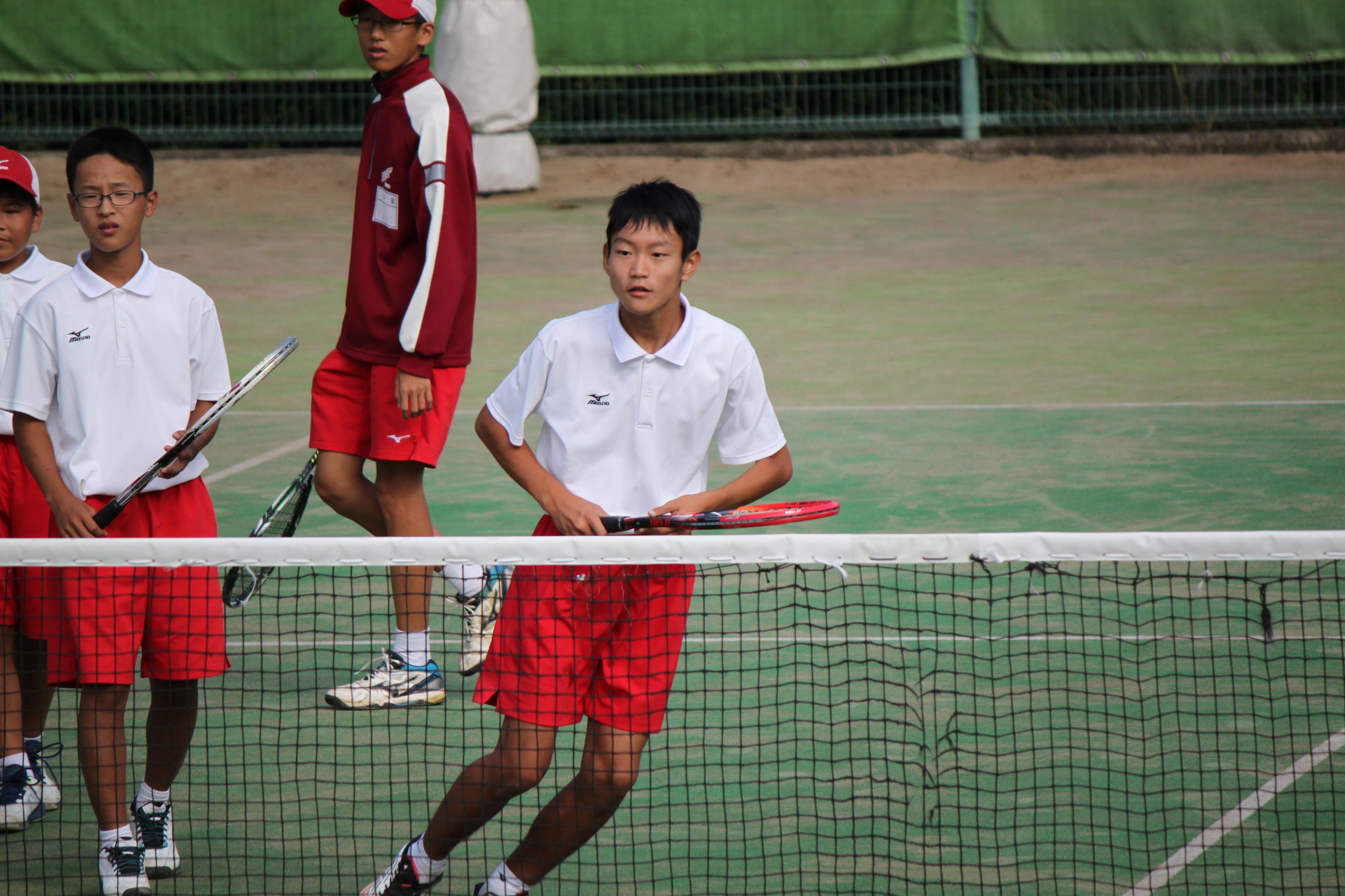 ソフトテニス(461)