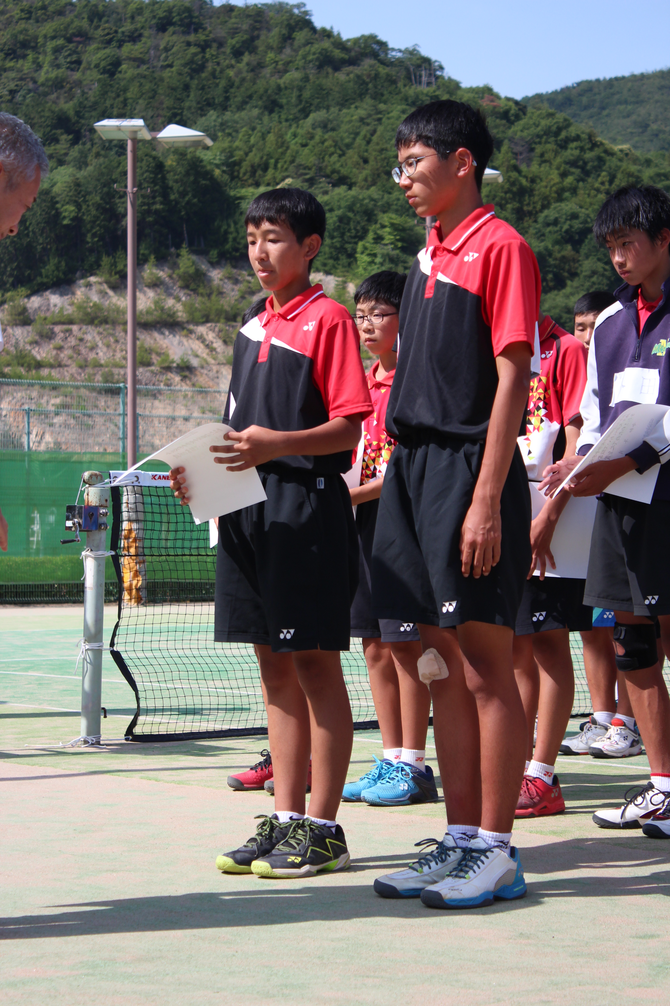 ソフトテニス (186)
